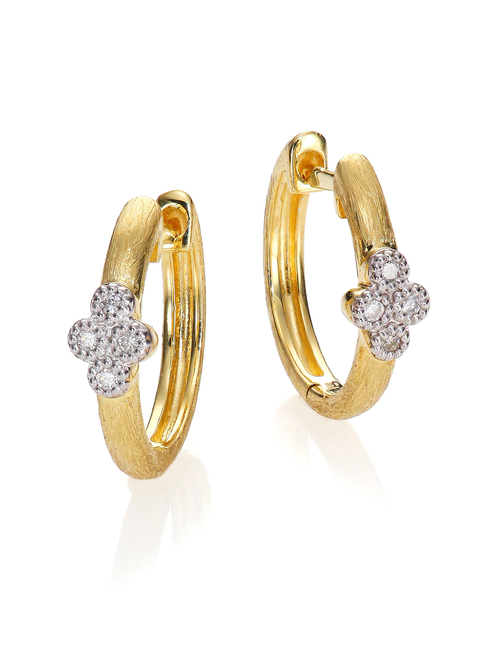 New Diamond Small Earrings | Jewellry\'s Website