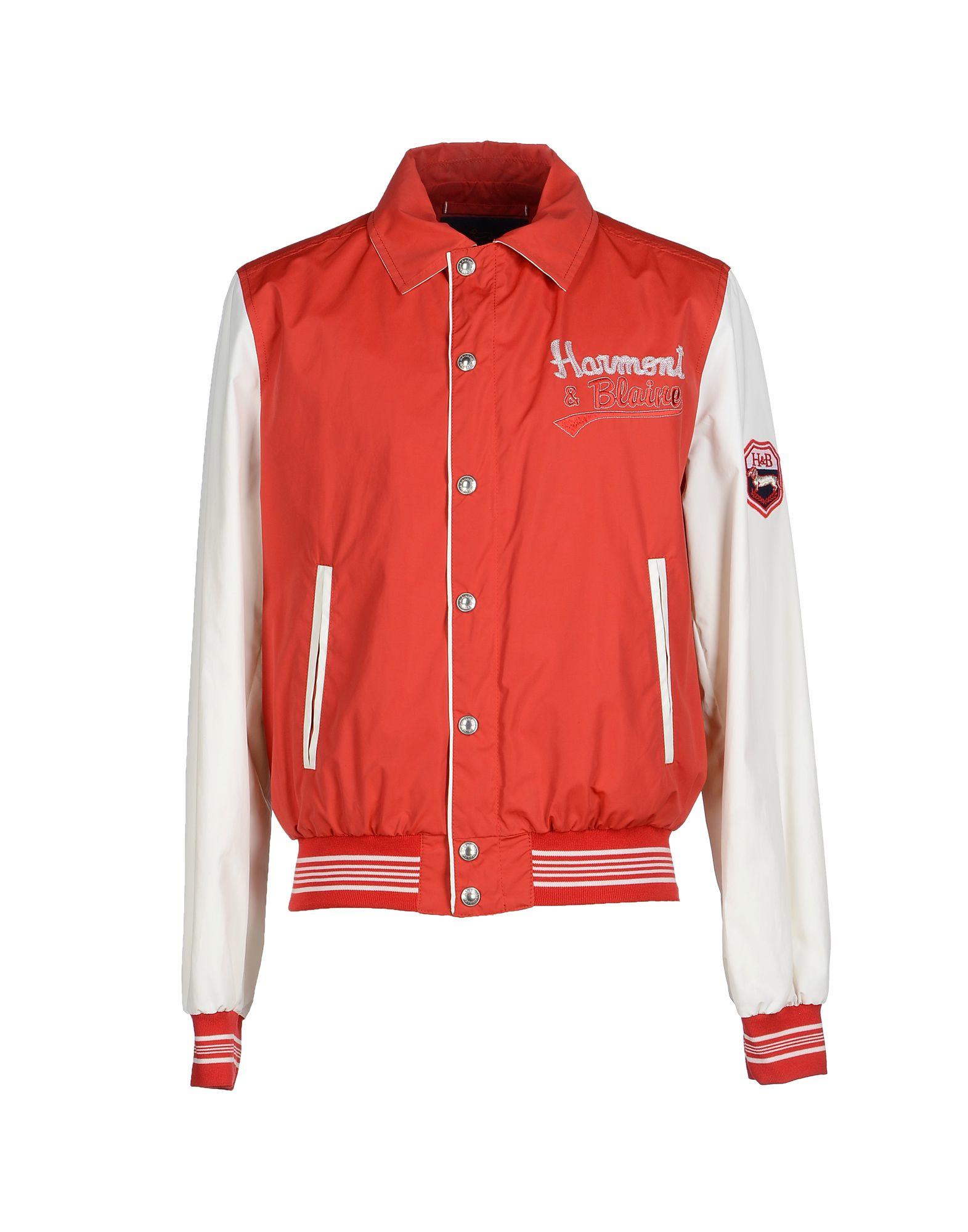 harmont and blaine jacket - photo #2