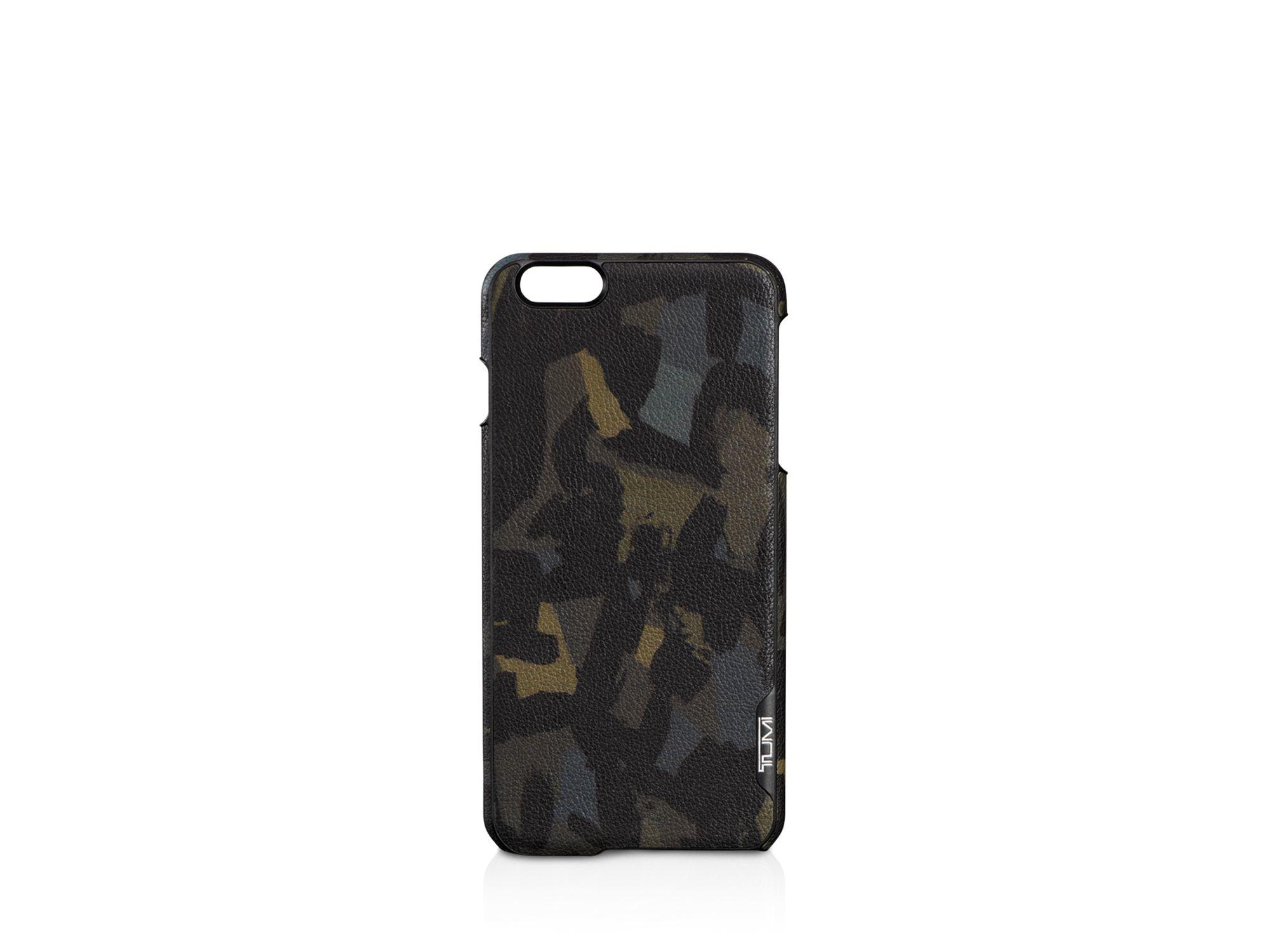 Tumi Iphone  Plus Wallet Case