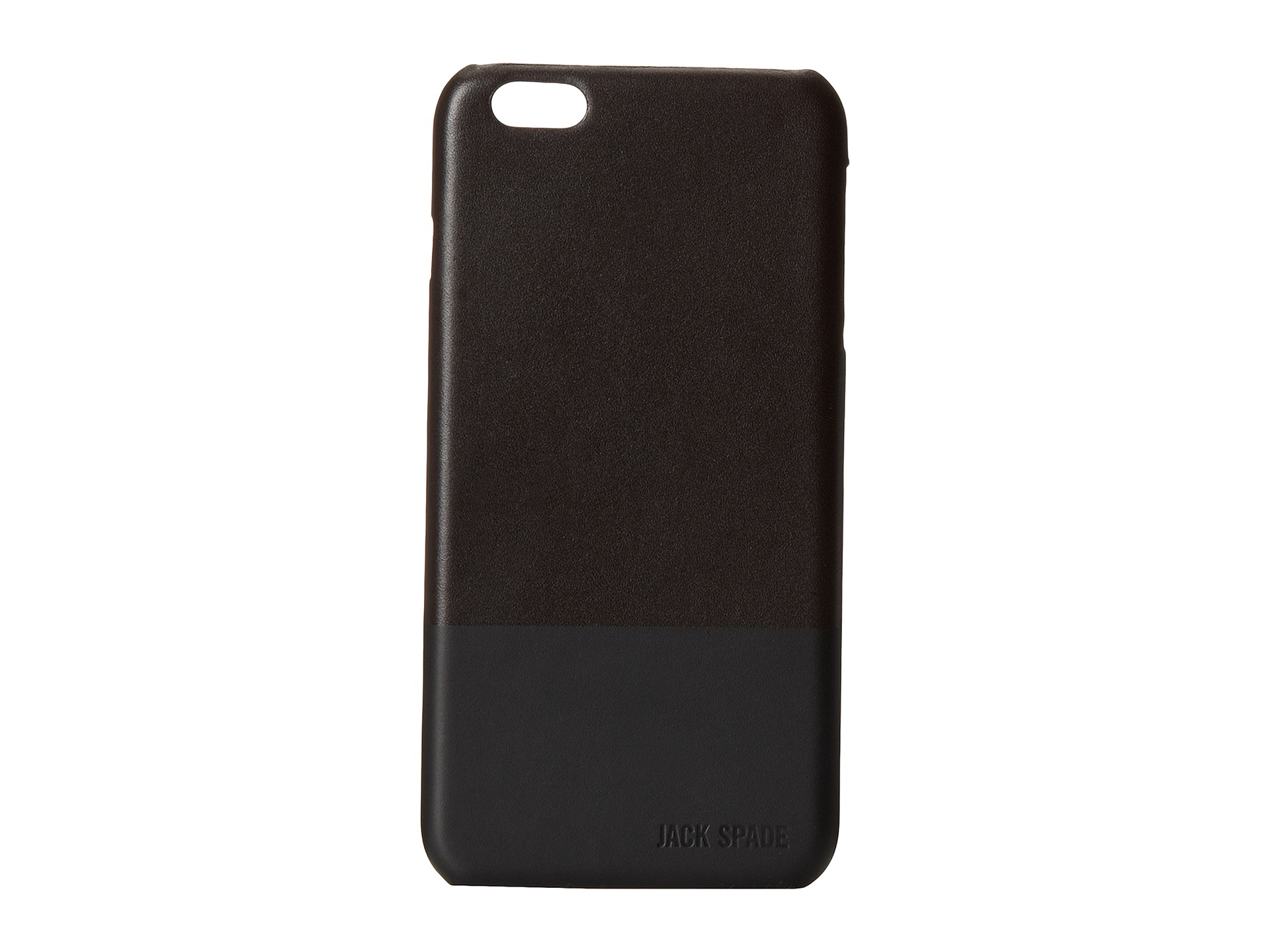 jack spade iphone case spade dipped leather for iphone 6 plus in brown 15588