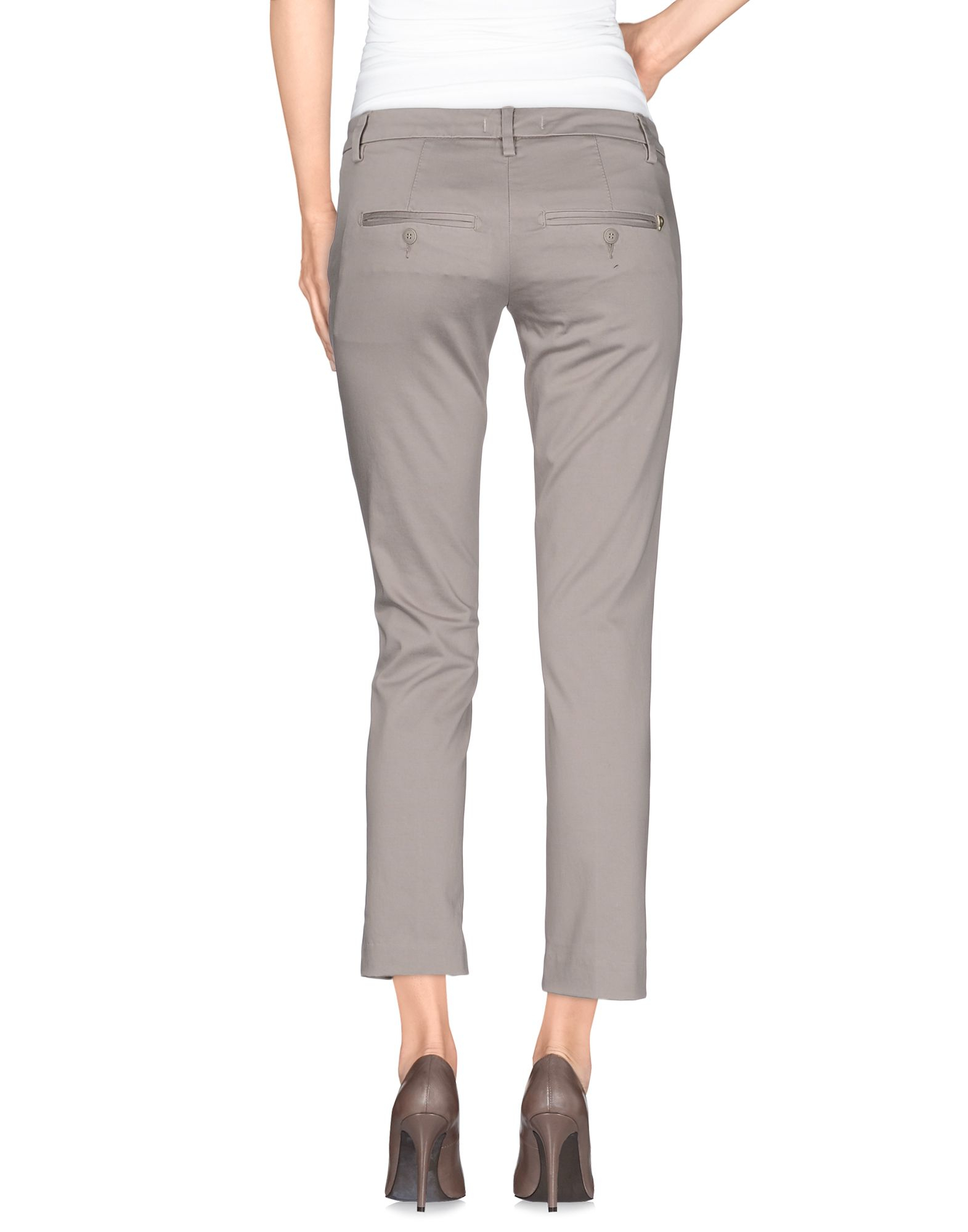 Luxury SheIn Women Pants Trousers For Ladies New Style Plain Light Grey High