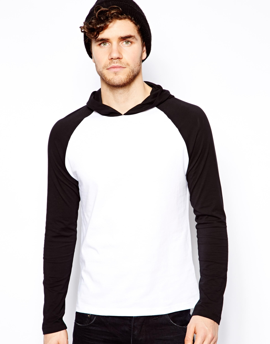 T Shirt With Hood