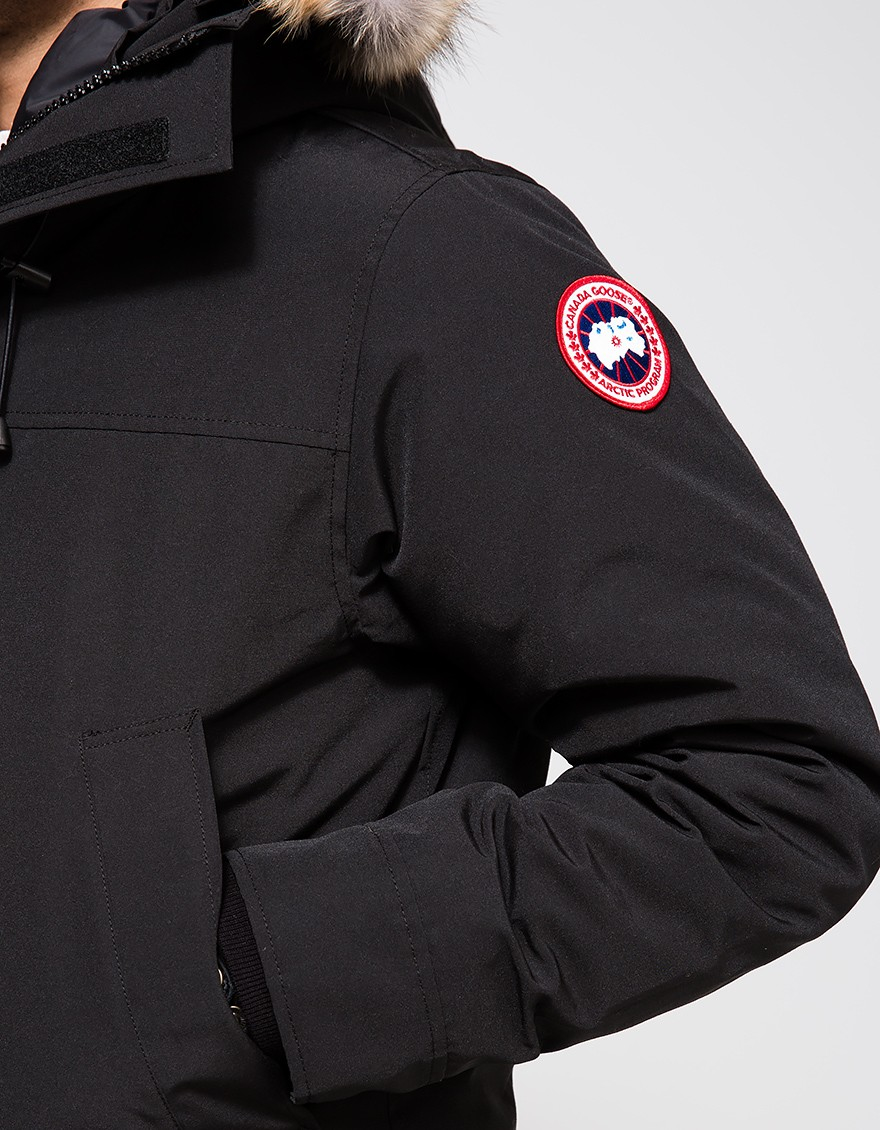 langford black single men The langford parka offers clean lines, mid-thigh length cut and uncompromised urban protection canada goose.