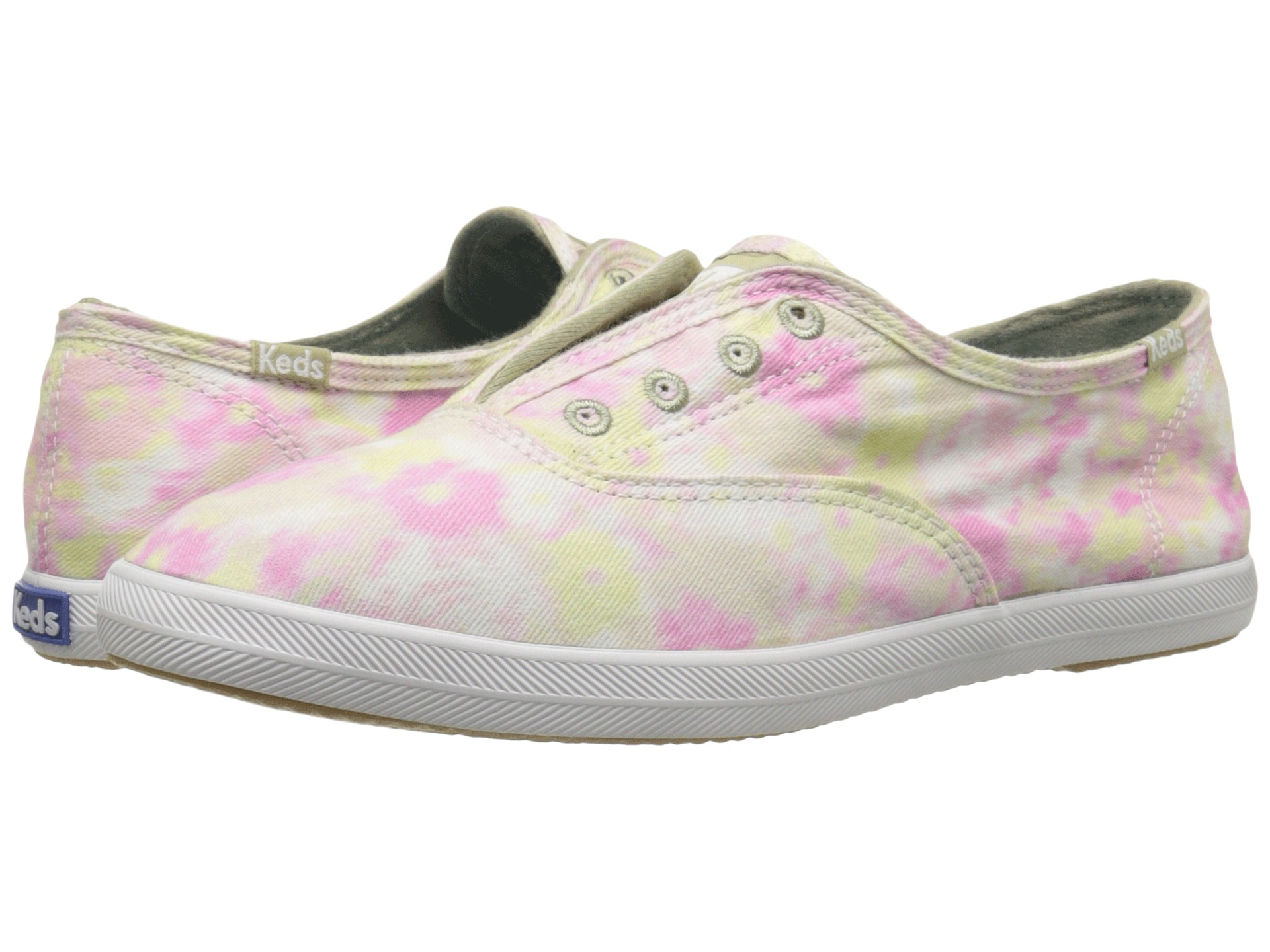keds chillax cotton in pink lyst