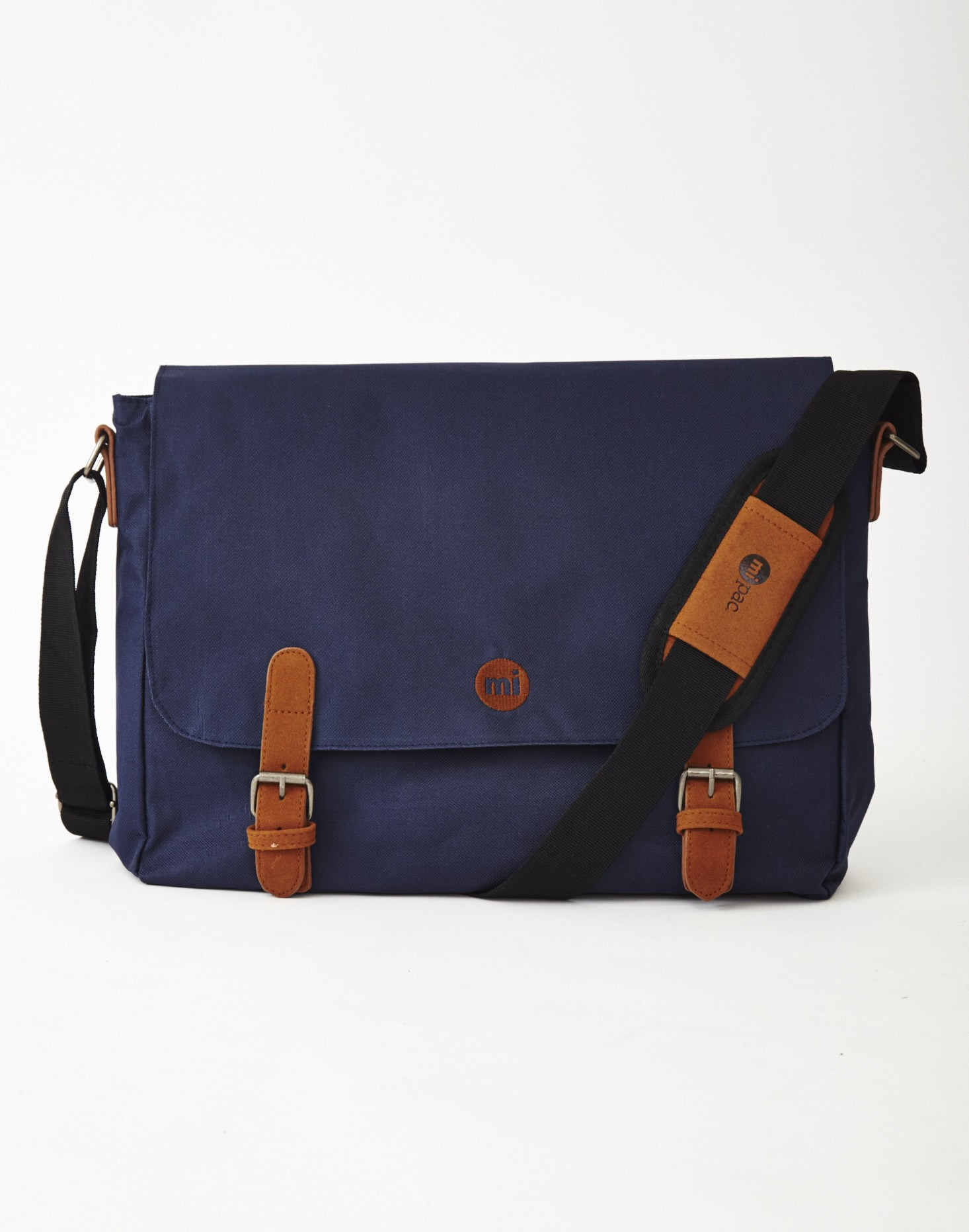 Mi-pac Messenger Bag - Navy in Blue for Men | Lyst