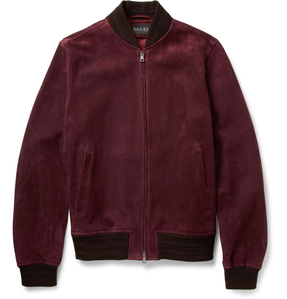 Nike Burgundy Jacket
