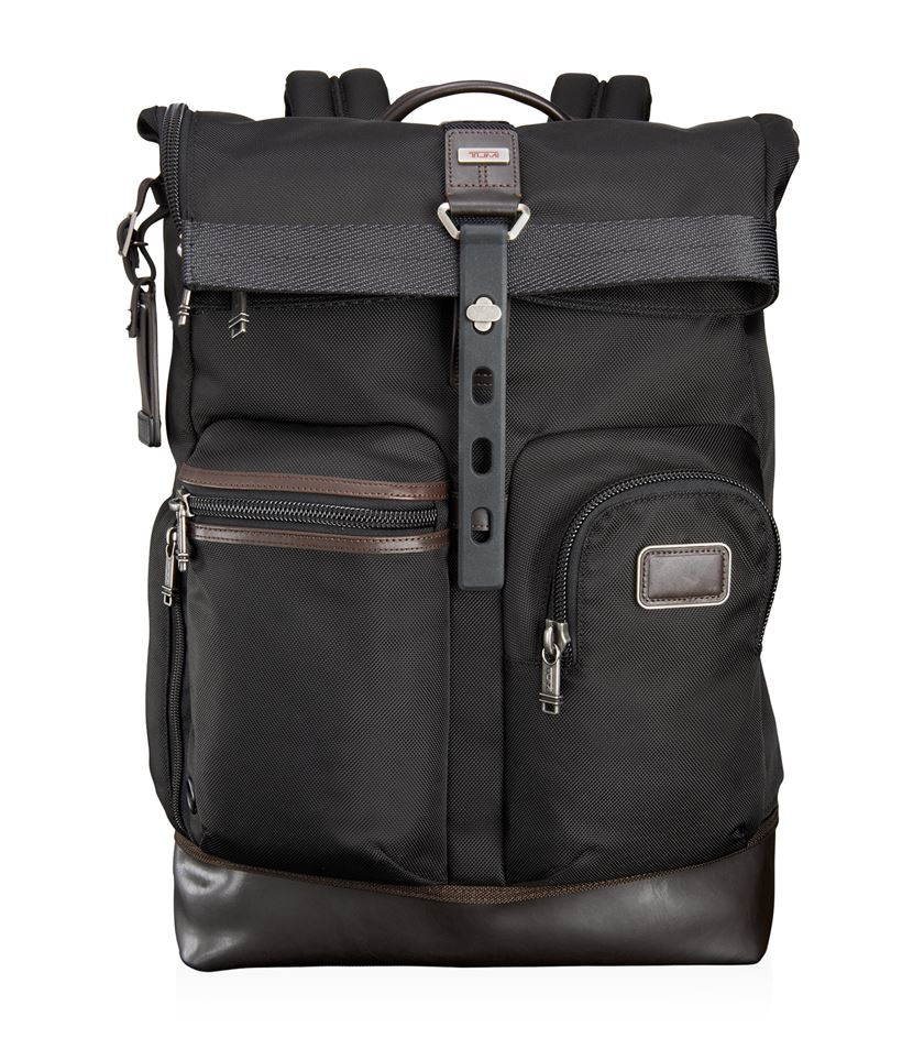 Tumi Alpha Bravo Luke Backpack In Black For Men Lyst