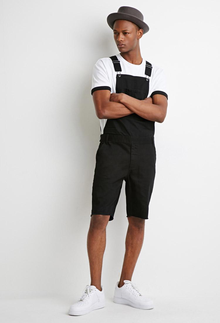 Men Retro Denim Slim Overalls Shorts Jeans Jumpsuit Rompers Suspenders Shorts US. $ Buy It Now. Free Shipping. Vtg 90s TOMMY HILFIGER Jeans Mens Short overalls overall shorts. $ Buy It Now. or Best Offer. Free Shipping. Mens Dickies bib overalls 38 30 Duck. $