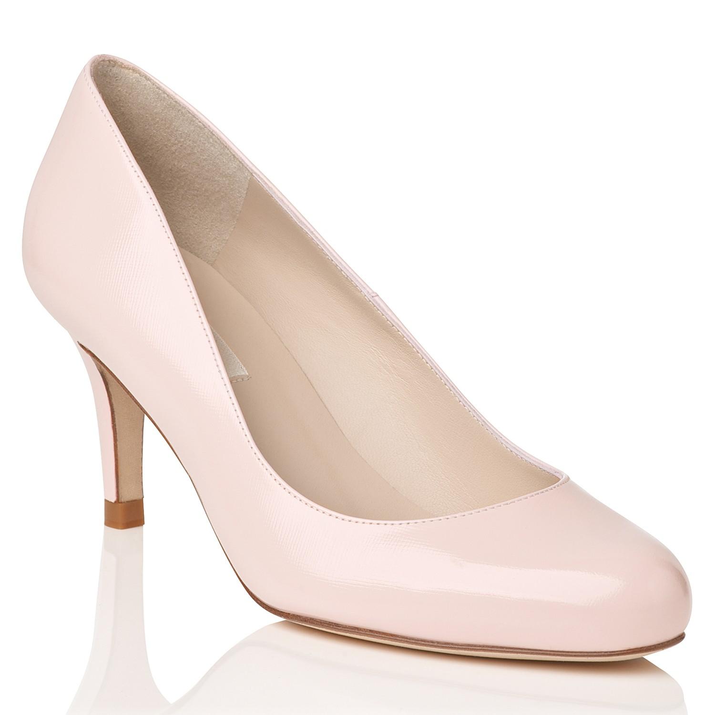 L K Bennett Court Shoes Pink