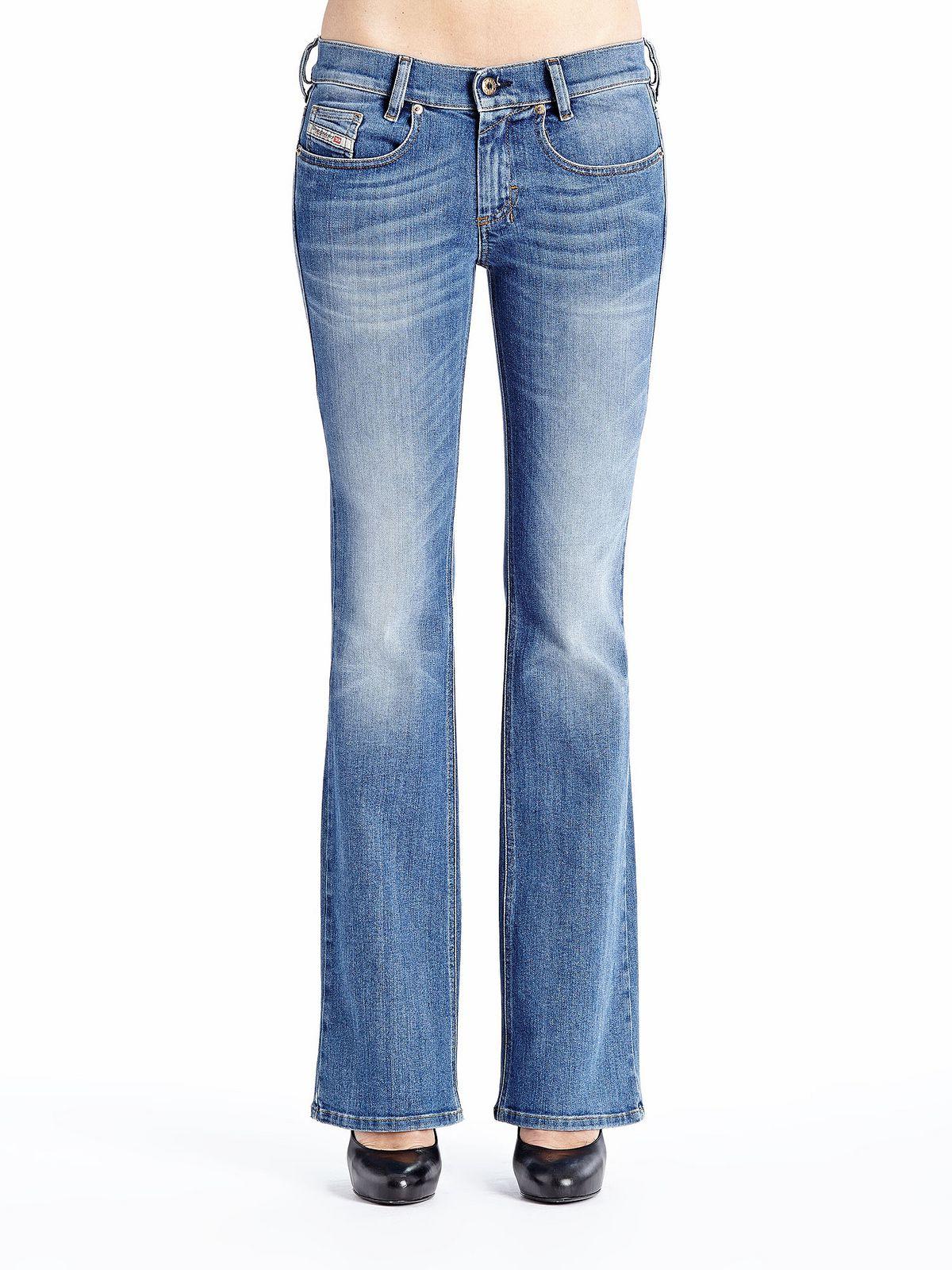 Diesel louvboot jeans bootcut 0830e