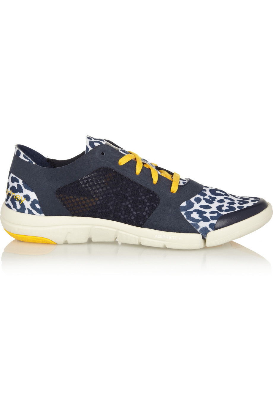 adidas by stella mccartney ararauna dance leopard print. Black Bedroom Furniture Sets. Home Design Ideas