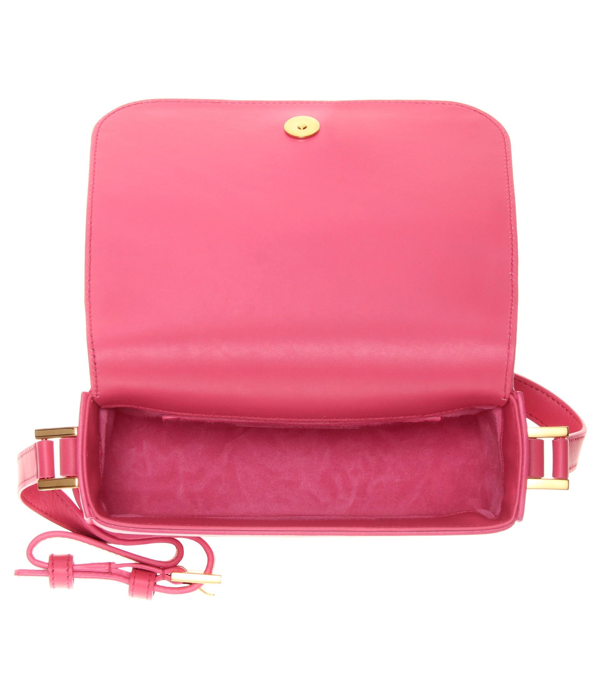 ysl chyc shoulder bag price - monogram small universite satchel bag, black