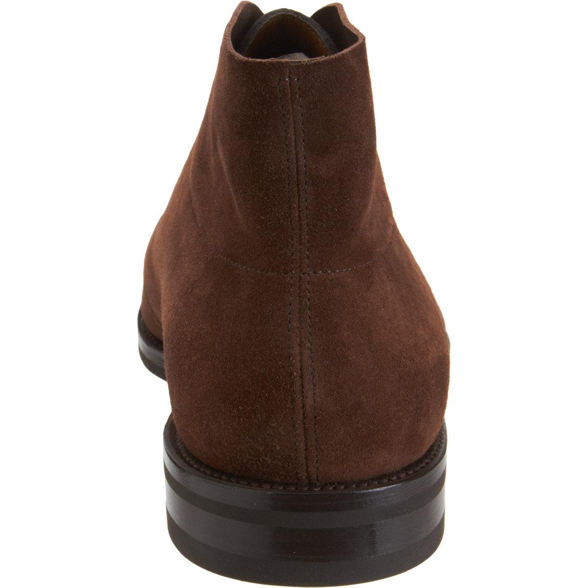 John Lobb Romsey Ii Chukka Boots In Brown For Men Dk