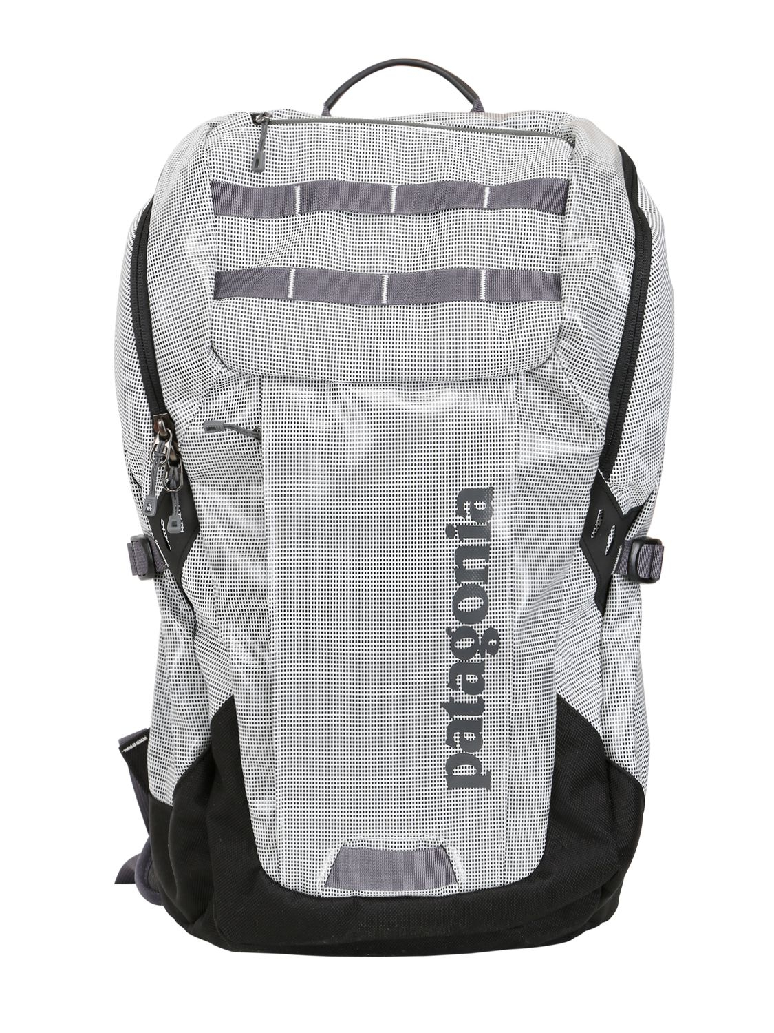 Patagonia Black Hole Backpack In White For Men Lyst