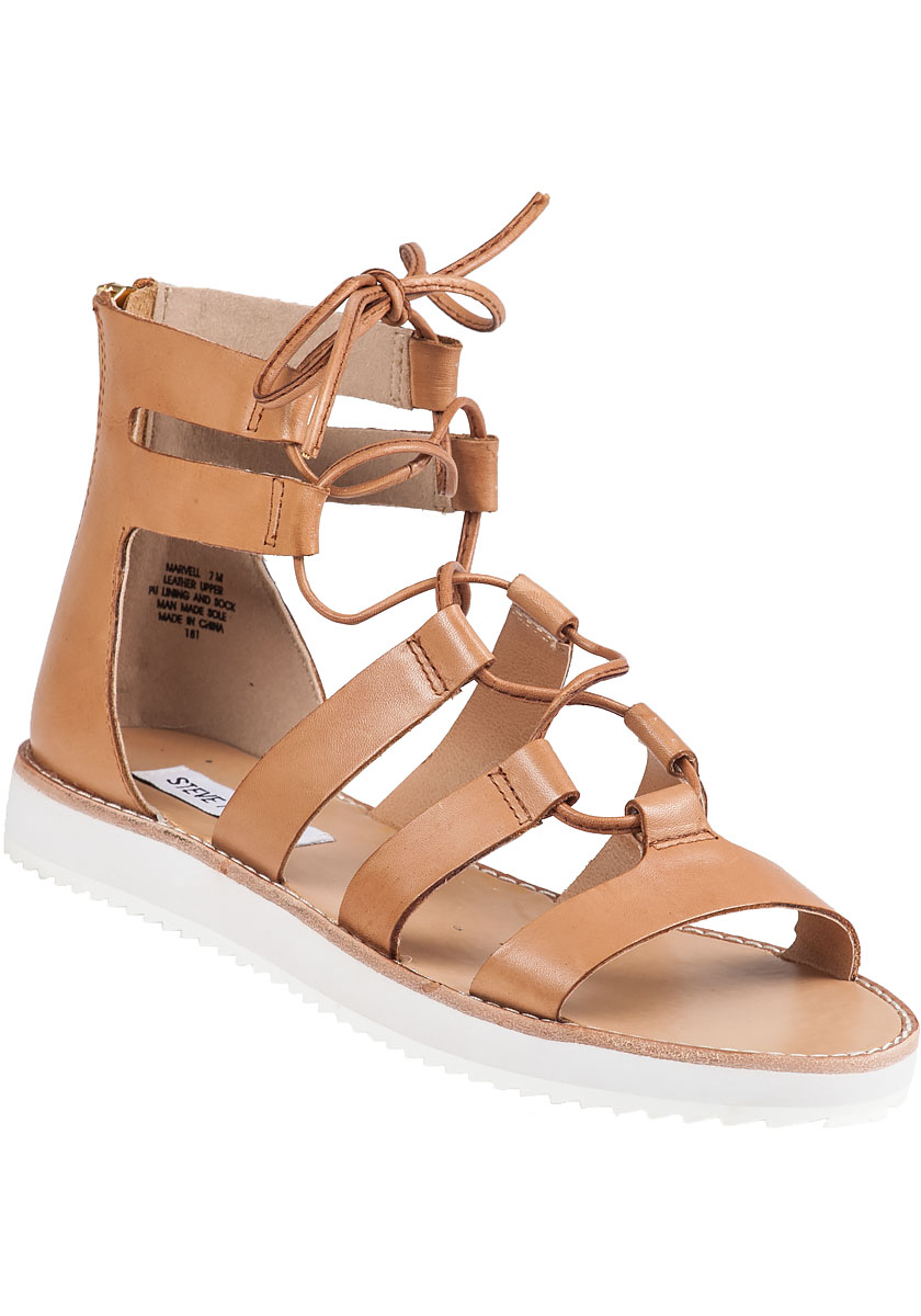 c4969a42dfb Women's Brown Marvell Gladiator Sandals