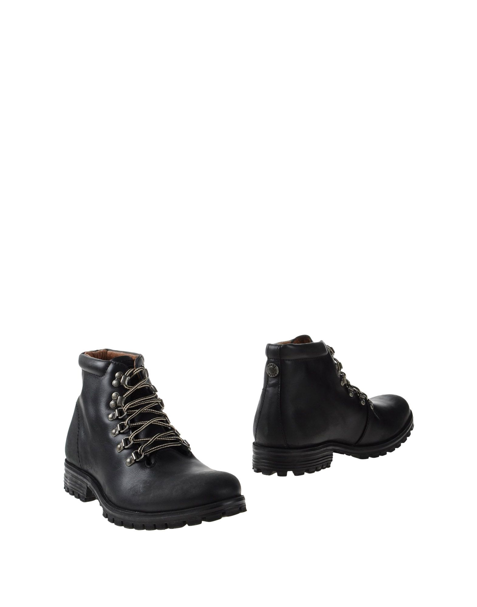 guess ankle boots in black for lyst