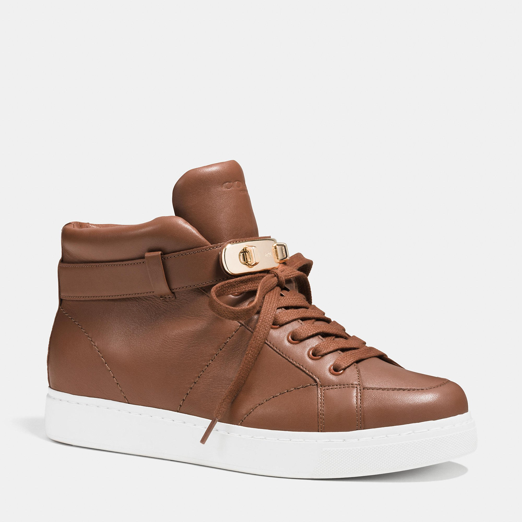Lyst - Coach Richmond Swagger Sneaker in Brown