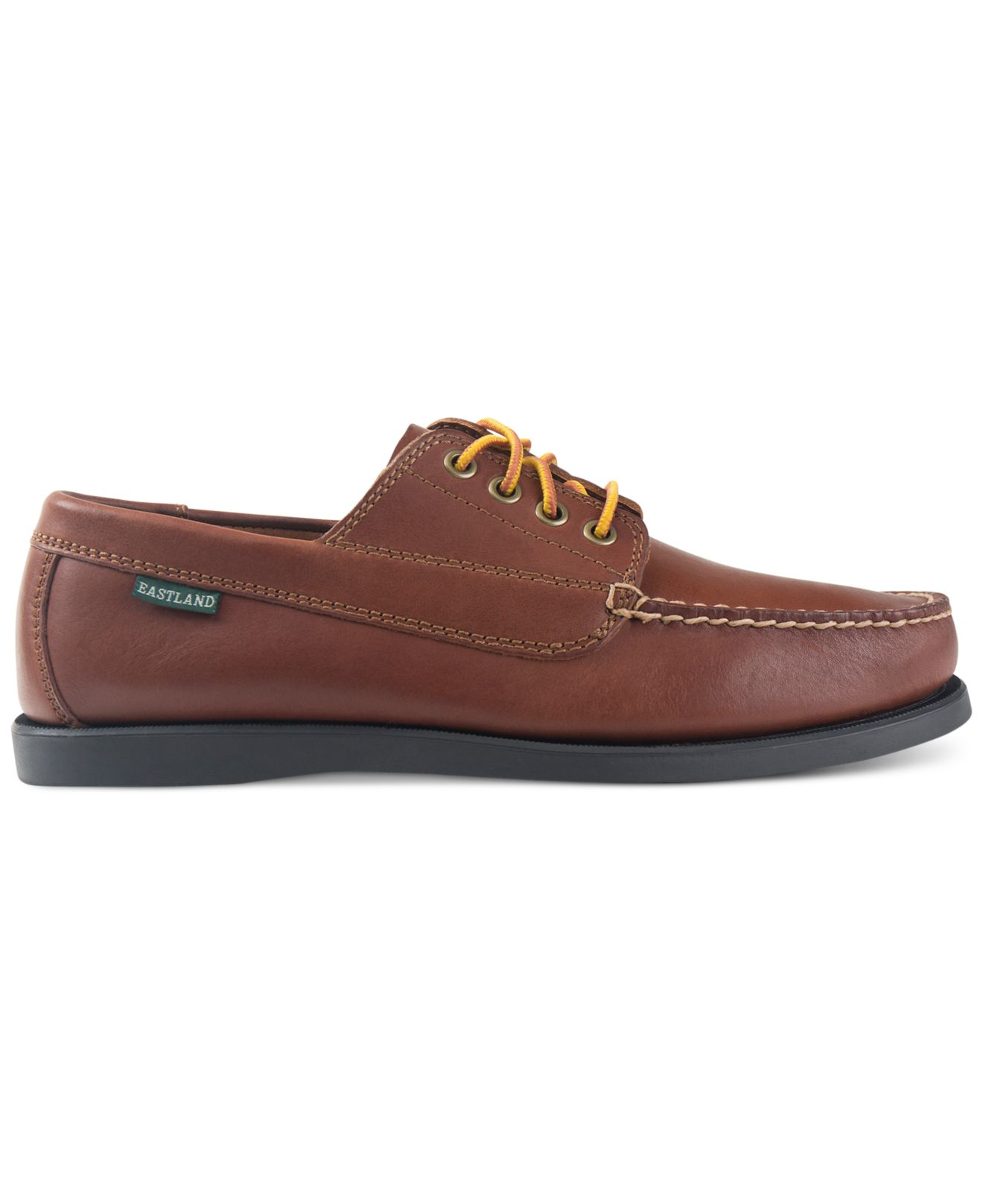 Eastland Boat Shoes Leather