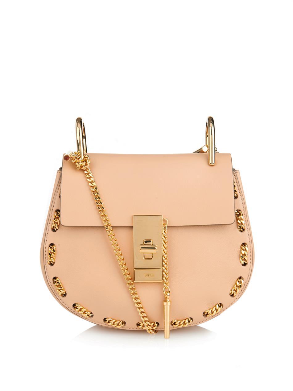 chloe mini shoulder bag