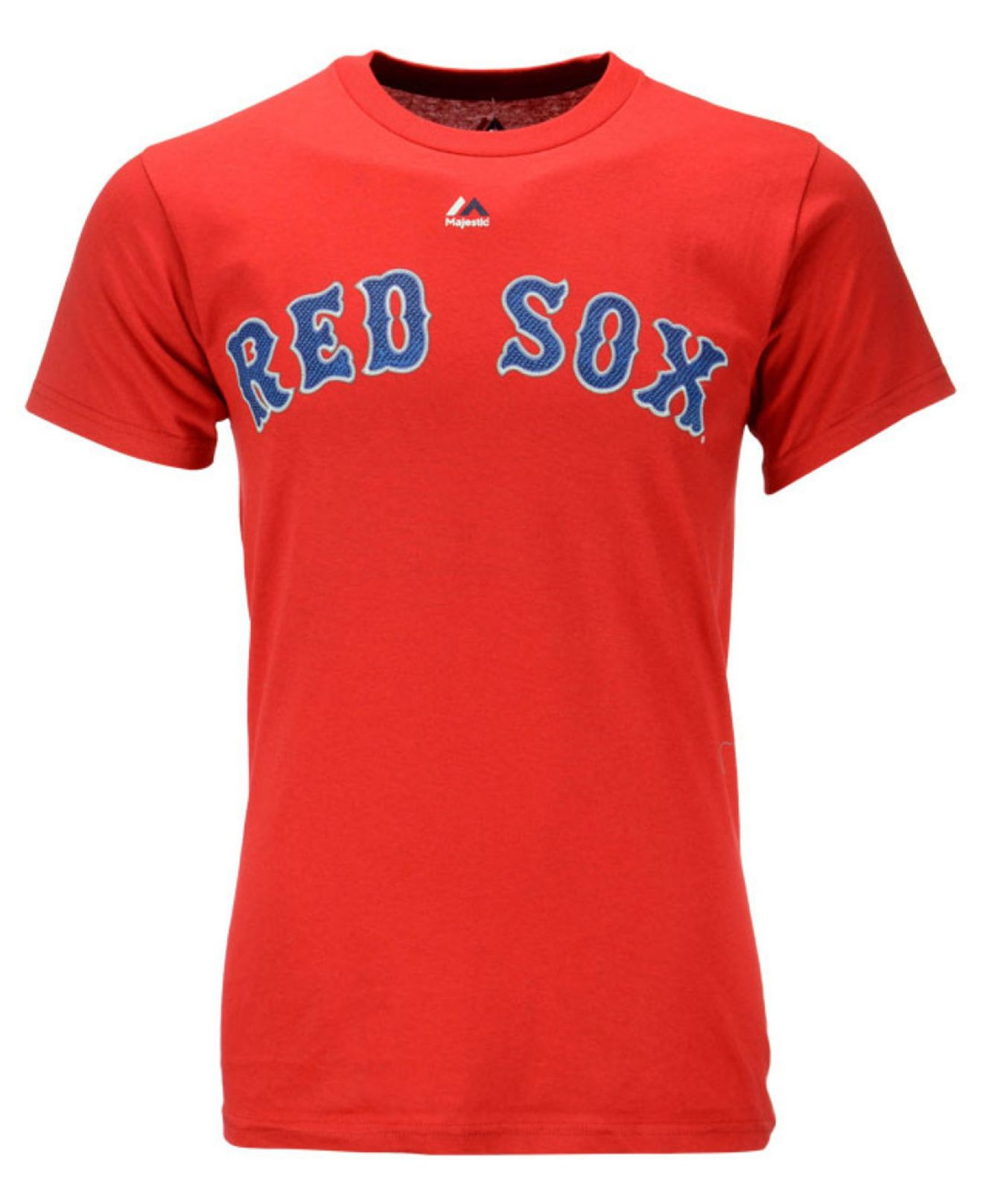 Lyst majestic mens 39 xander bogaerts boston red sox Red sox player t shirts