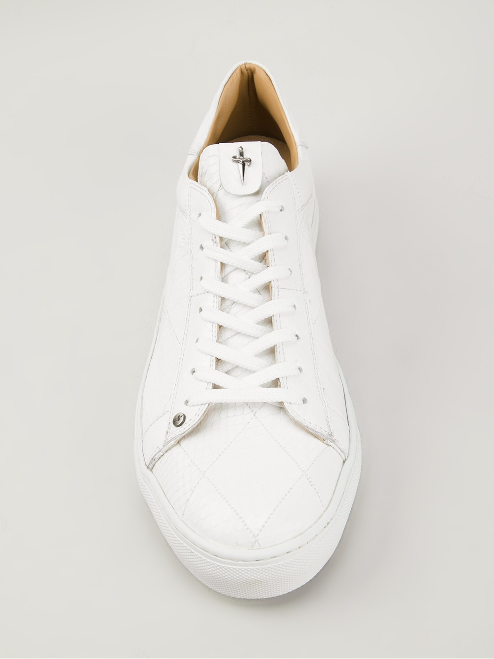 CESARE P. Sneakers White Women