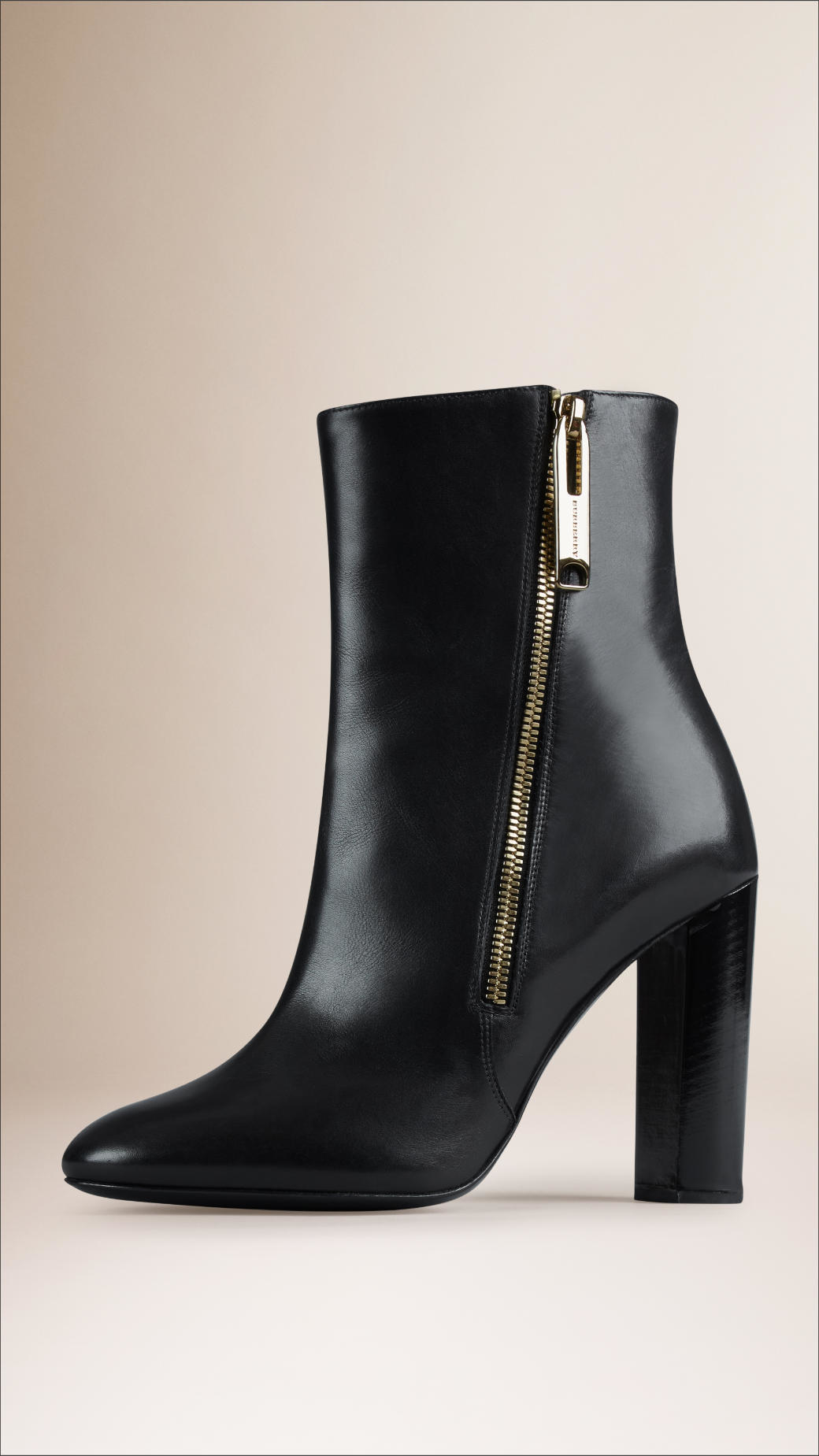 BurberryZipped ankle boots pf2nG