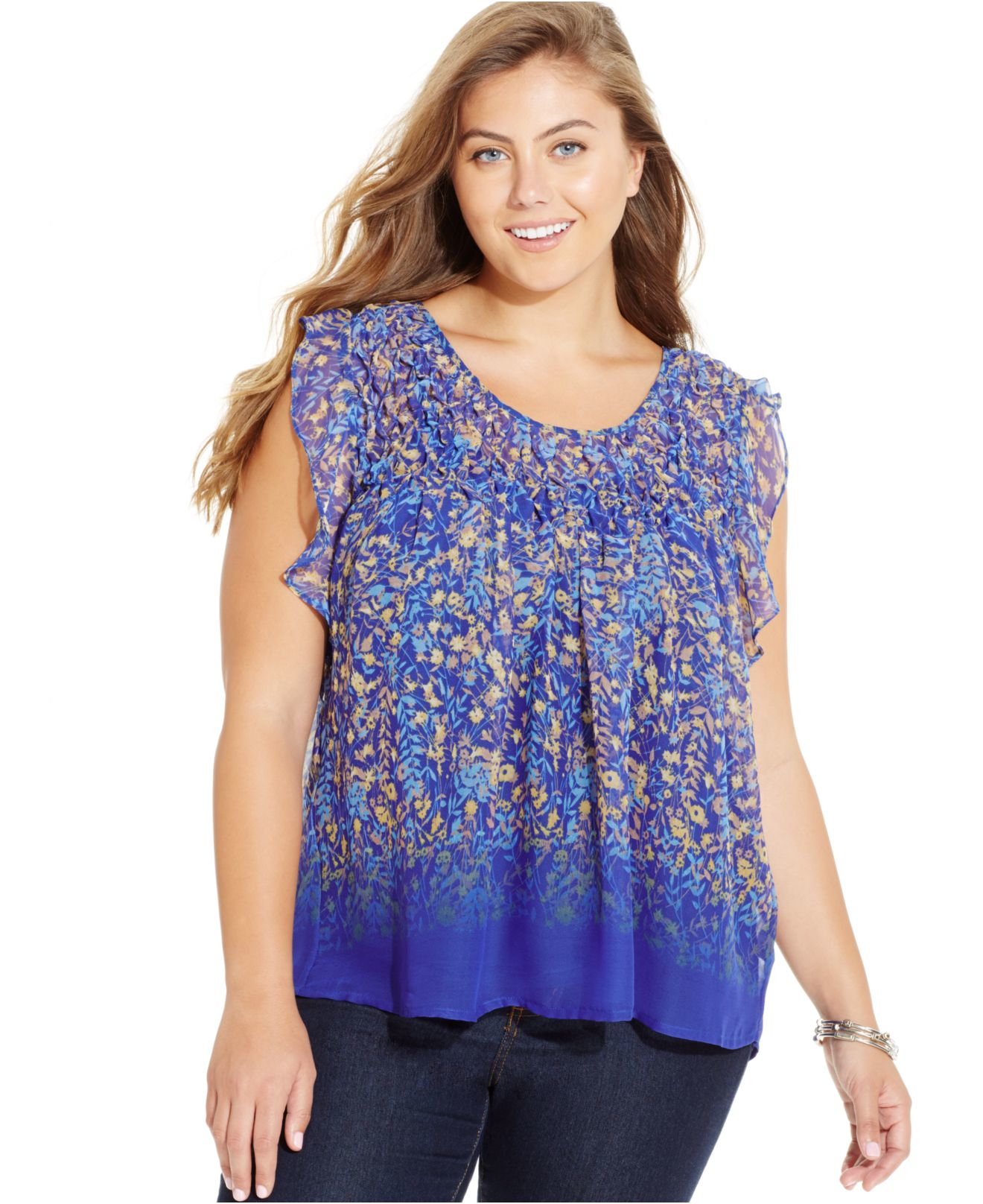 Find a Women's Blue Blouse, Juniors Blue Blouse, and more at Macy's. Macy's Presents: The Edit - A curated mix of fashion and inspiration Check It Out Free Shipping with $49 purchase + Free Store Pickup.