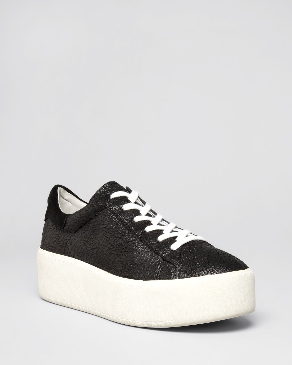 Ash Lace Up Platform Sneakers - Cult in