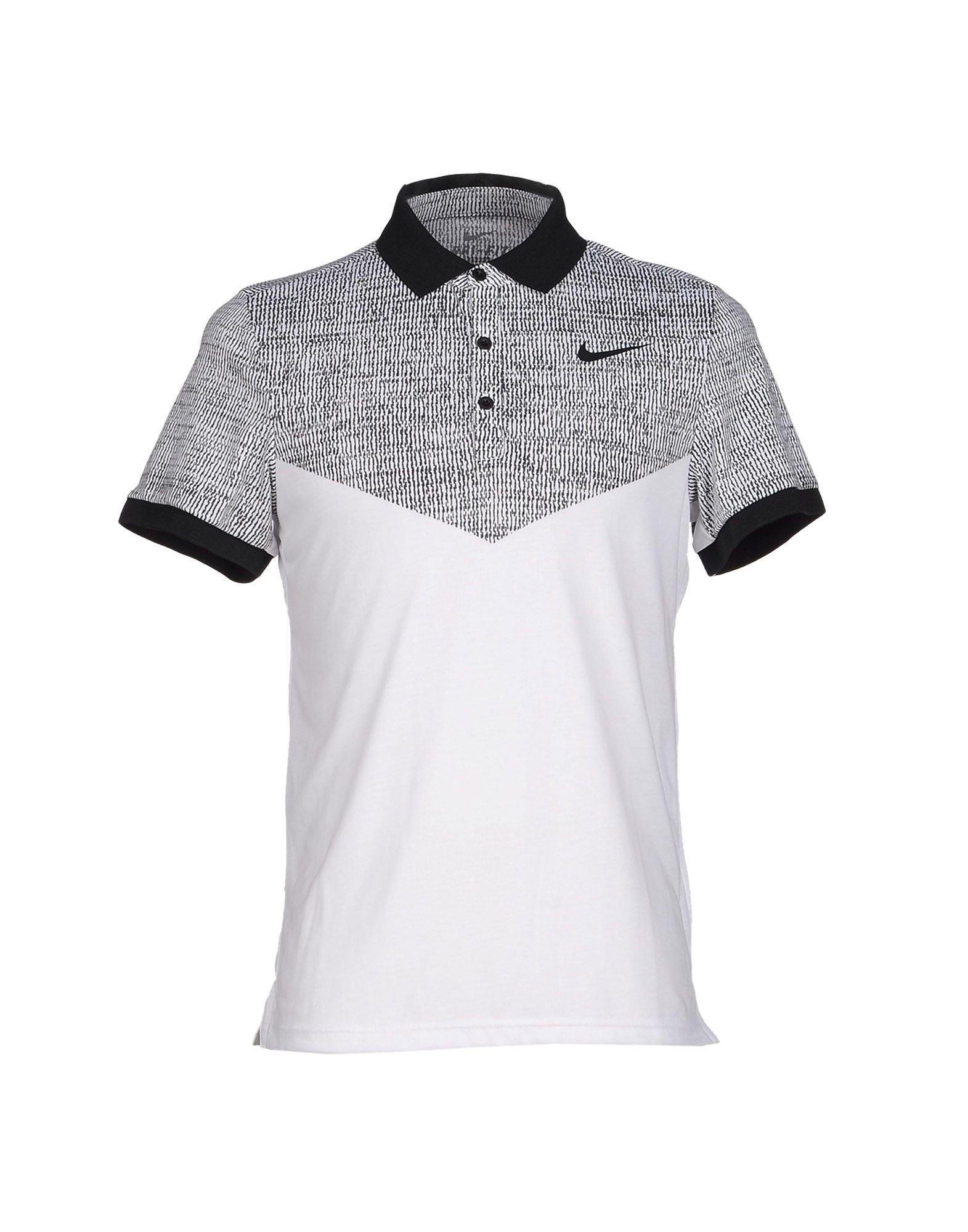 Lyst Nike Polo Shirt In Black For Men