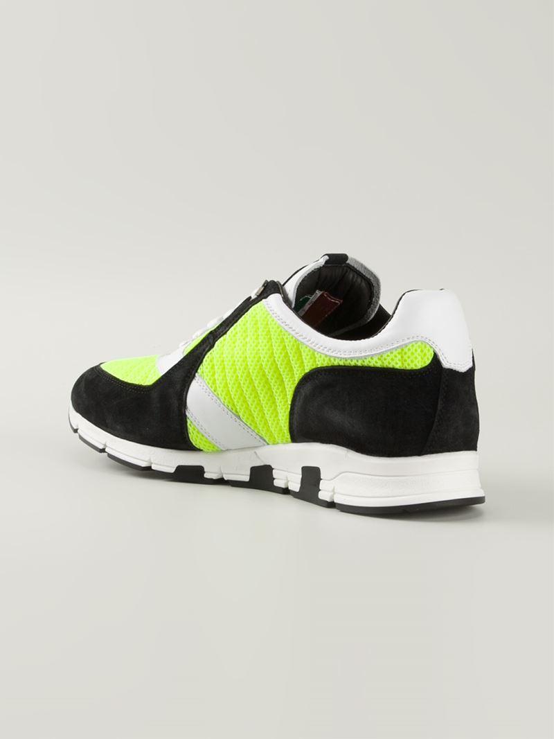 Lyst Philipp Plein Woodkid Sneakers In Green For Men