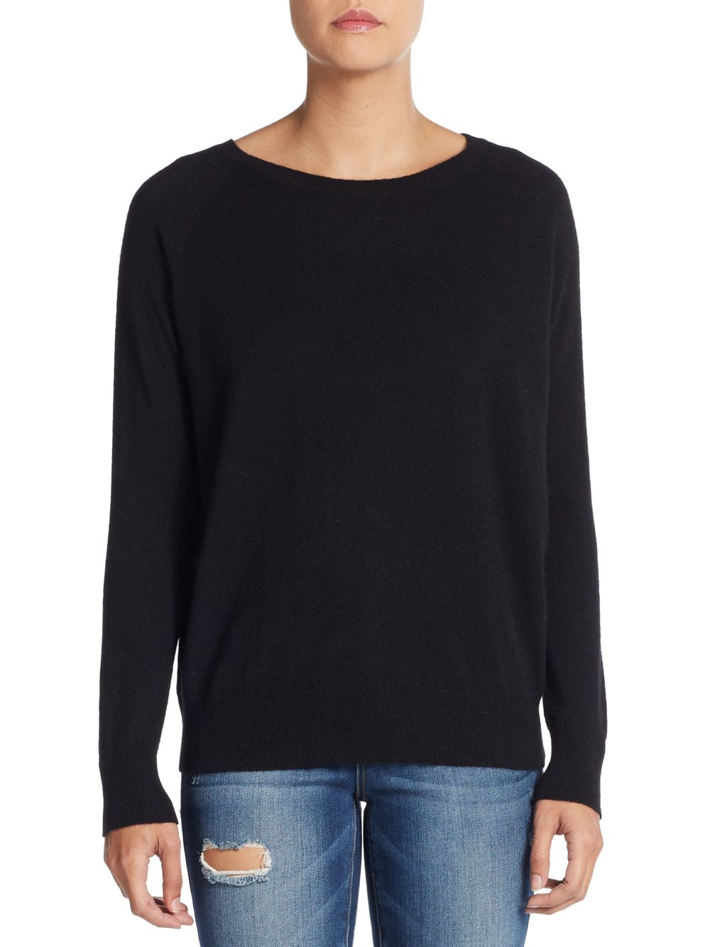 Skull cashmere Camo Skull Intarsia Cashmere Sweater in Black | Lyst