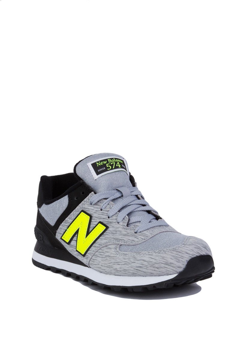 brand new aff1f 213be new balance 574 yellow grey