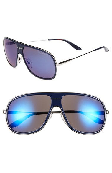 0dd9cf7624435 Carrera Aviator Sunglasses Red Blue