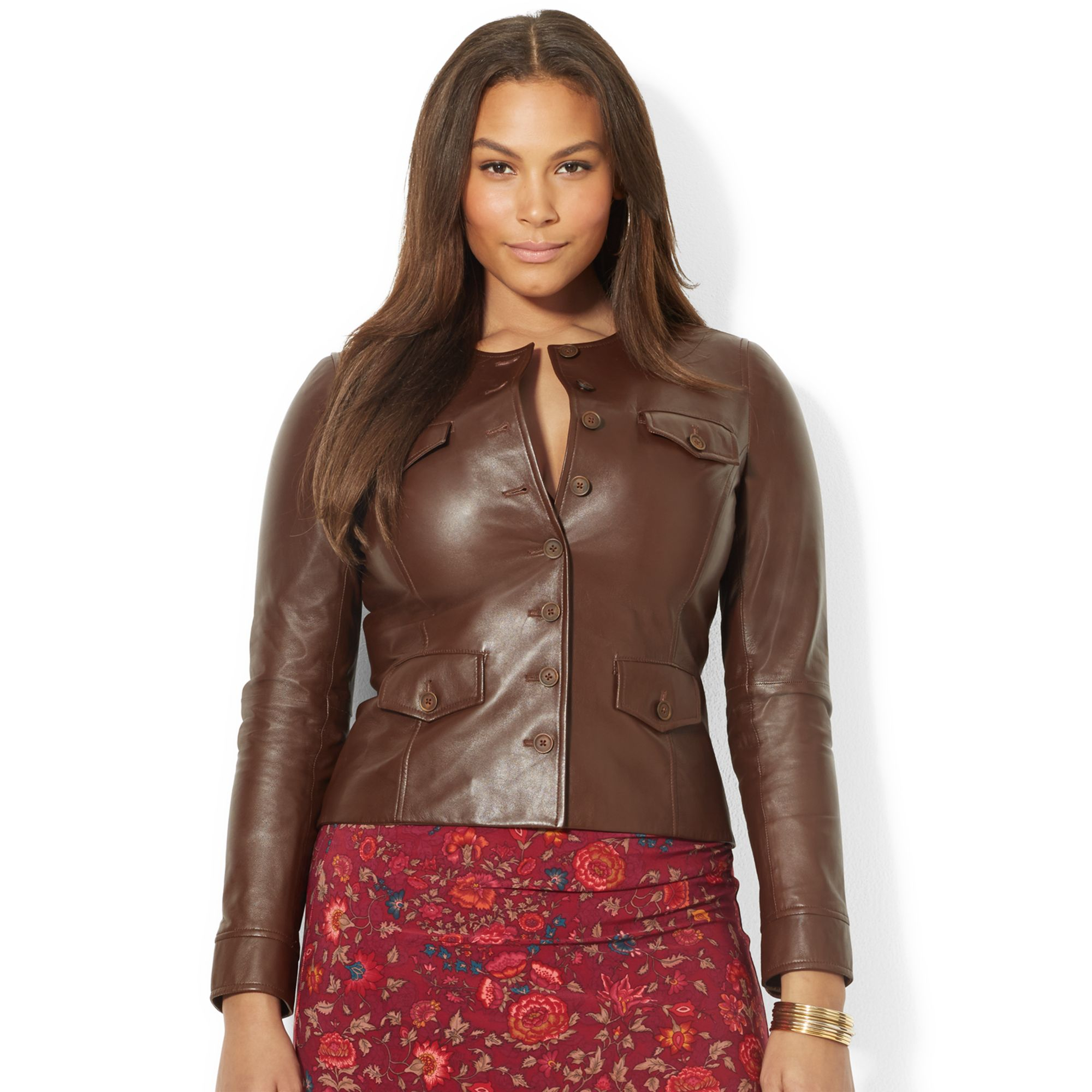 Plus Size Jackets & Blazers. Plus size jackets and plus size blazers are available in sizes 12 to 26 at Addition Elle, your plus size fashion shop. Find faux leather jackets, peplum vests, denim jackets, sleeveless blazers, asymmetrical vests, long vests, cropped jackets, and more.
