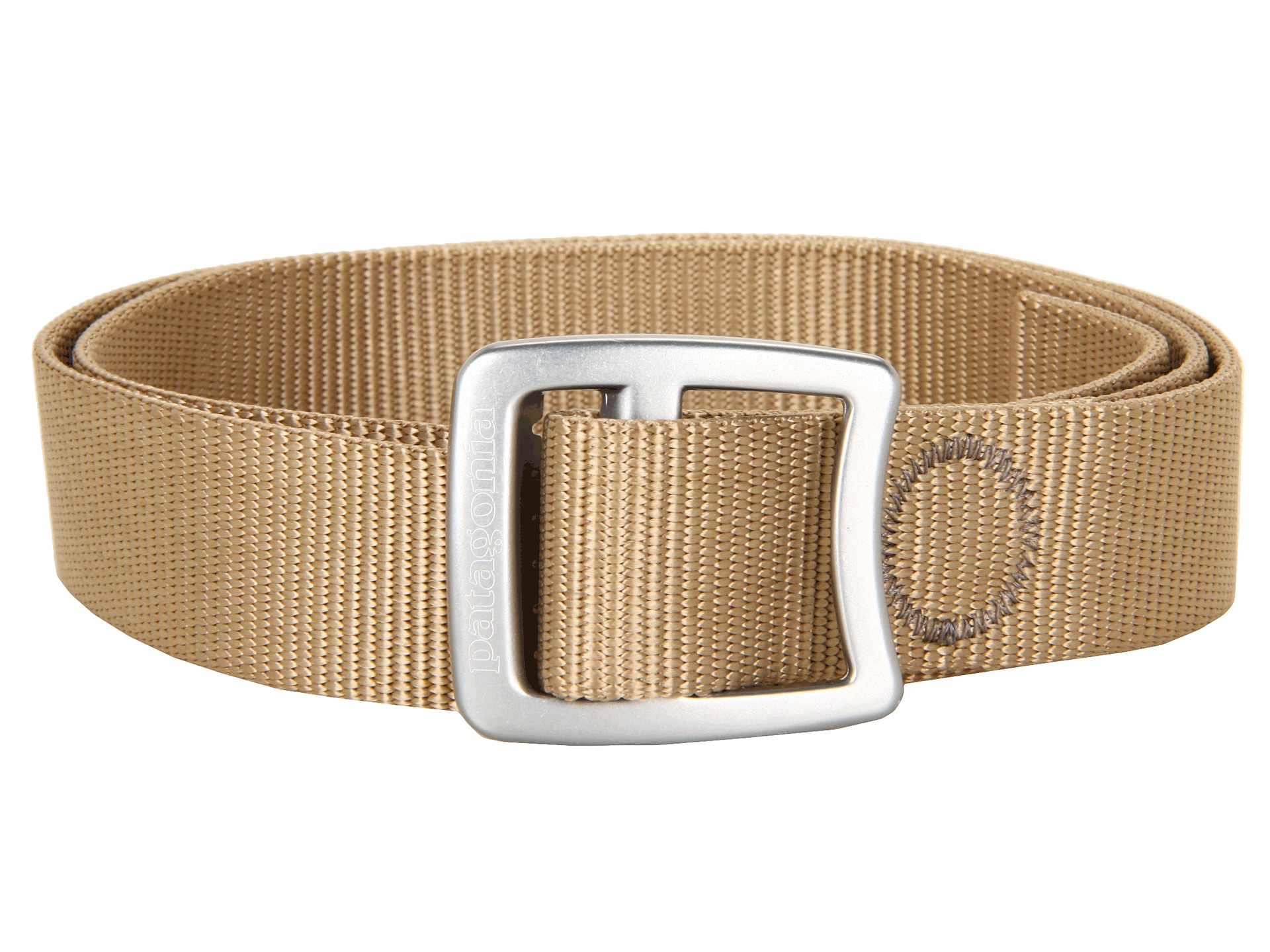 patagonia tech web belt in brown classic lyst