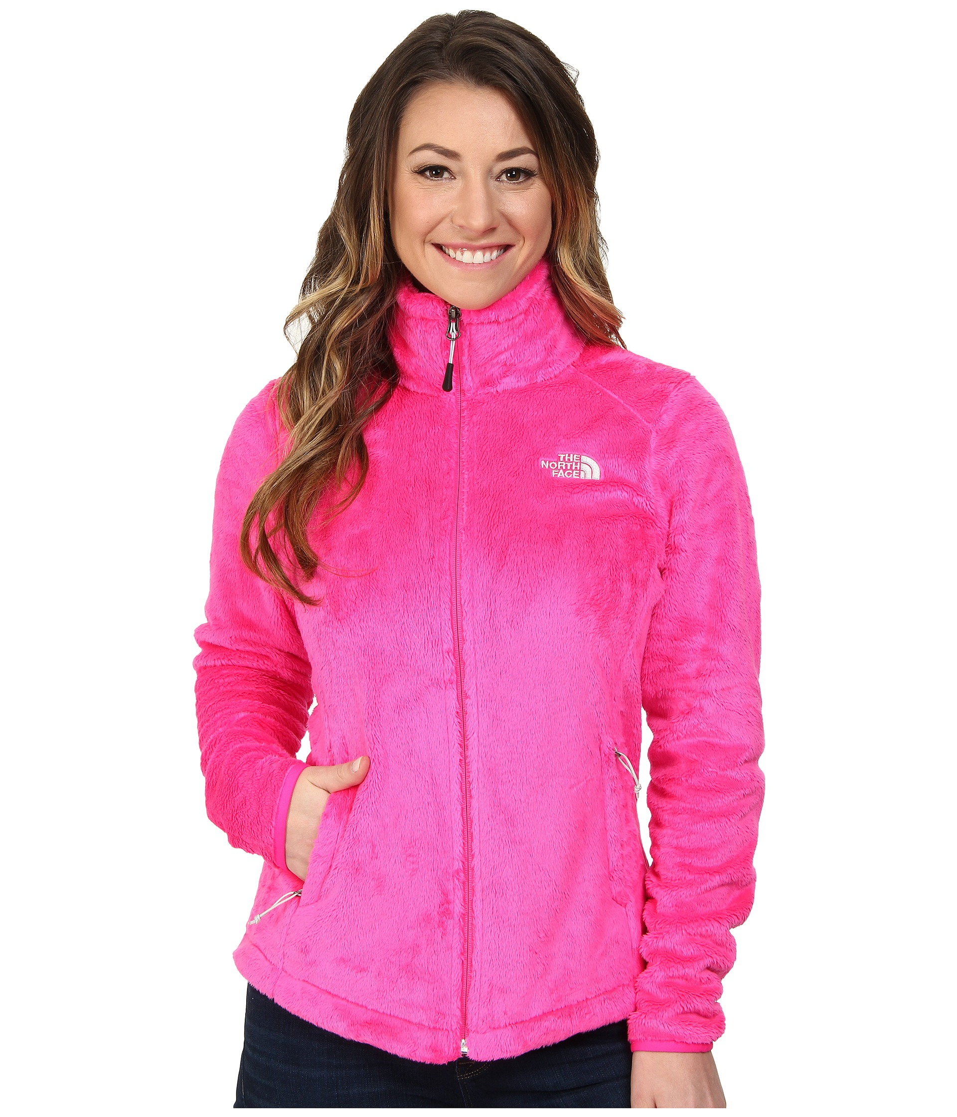 234168b52 The North Face Pink Osito 2 Jacket