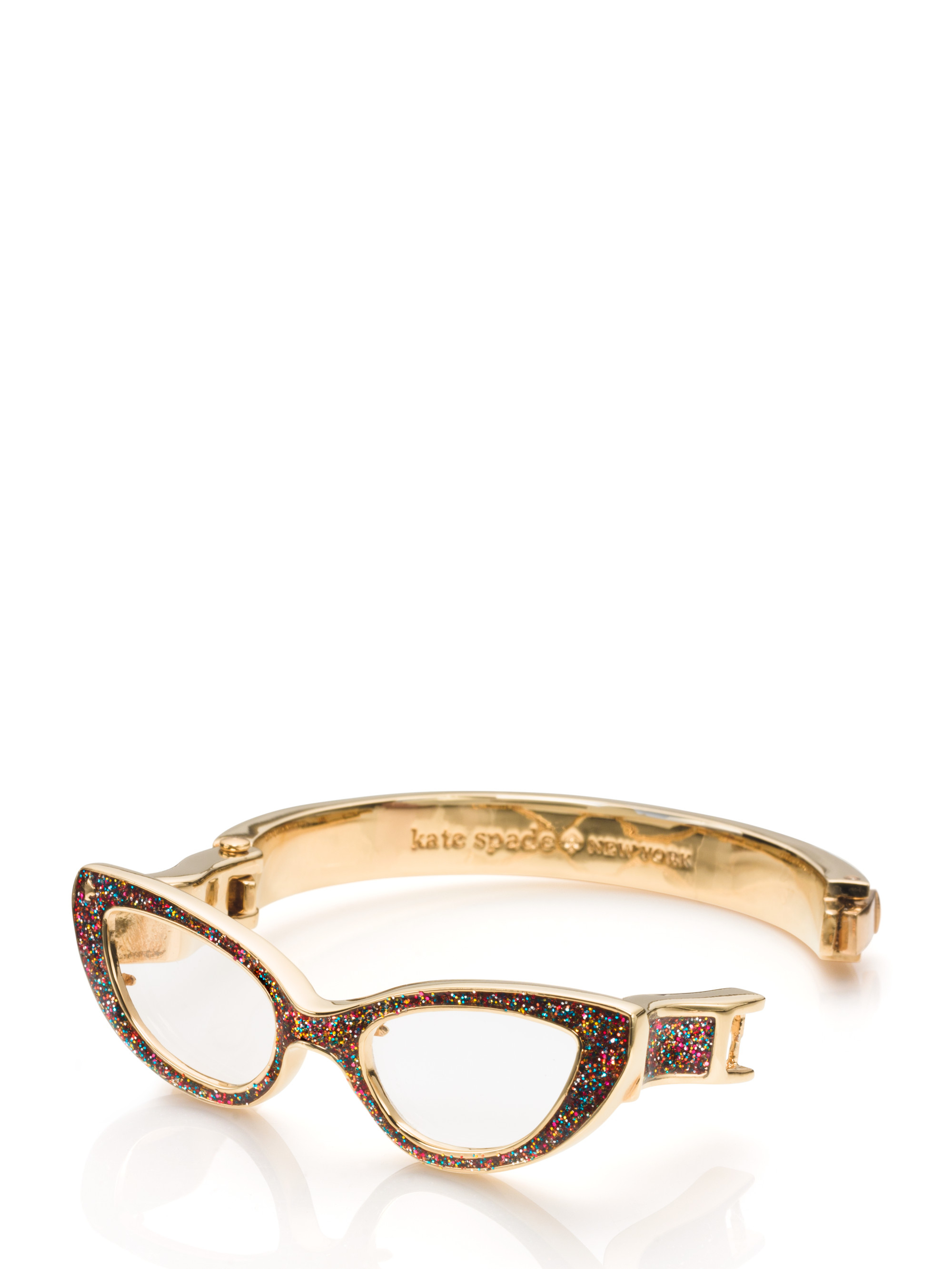 Lyst - Kate Spade Lookout Glasses Bangle