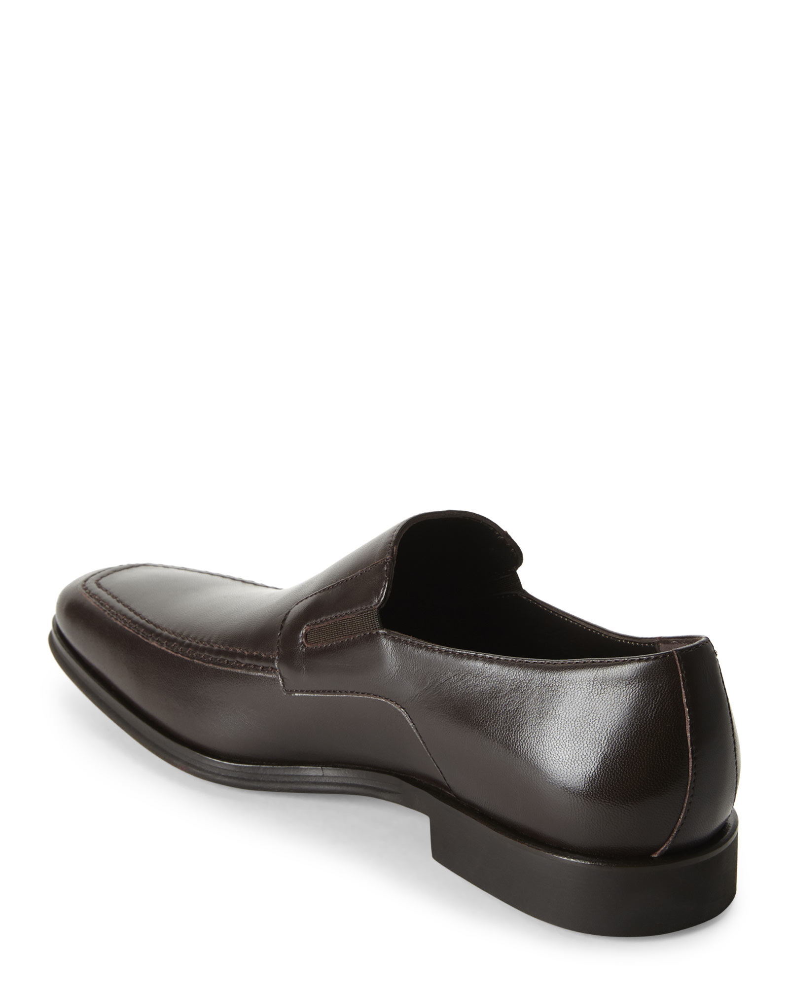 a572818c4f4ca Bruno Magli Chocolate Raging Slip On Dress Shoes in Brown for Men - Lyst