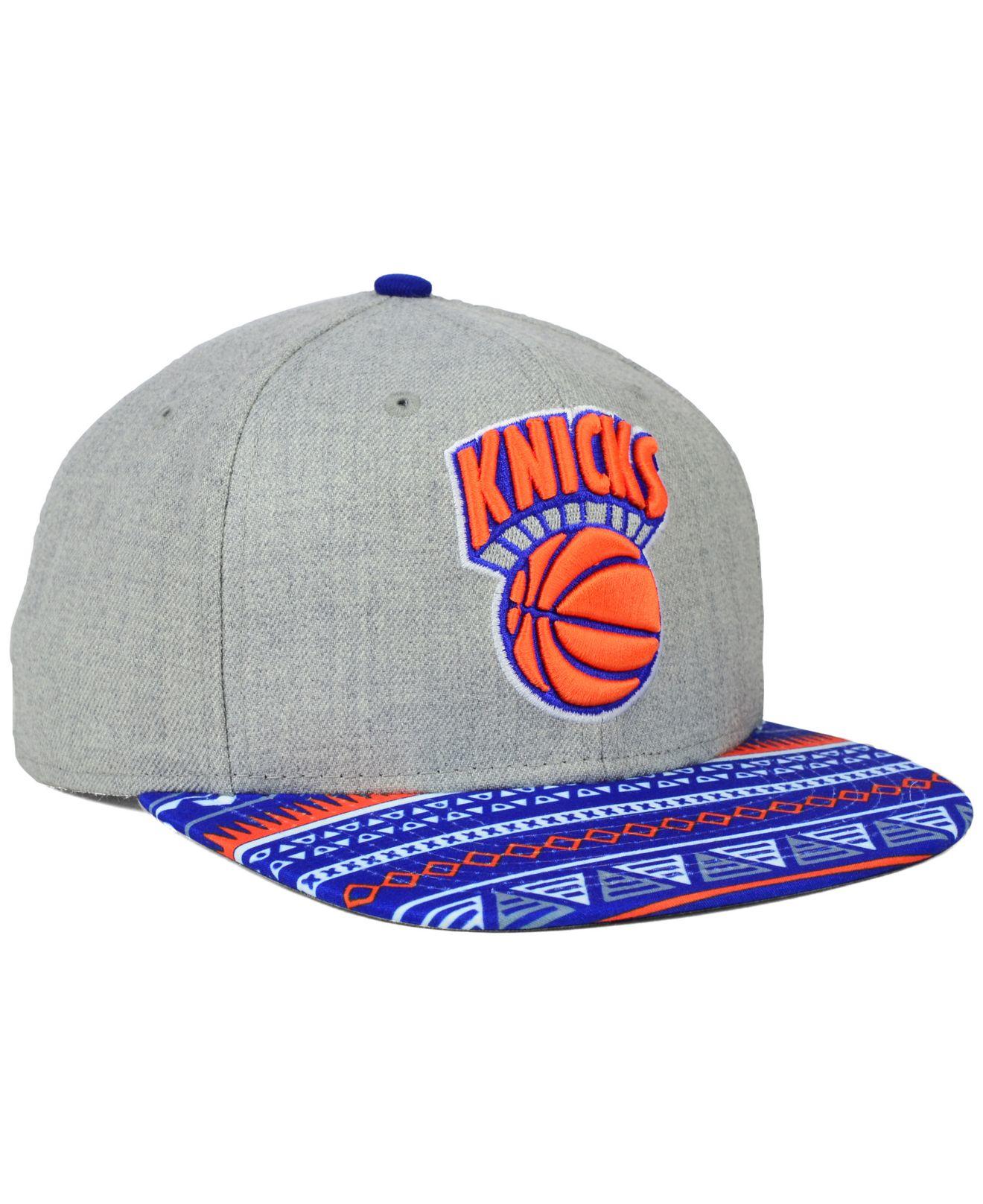 new product 3d0a6 7dd00 Lyst - KTZ New York Knicks Neon Mashup 9fifty Snapback Cap for Men