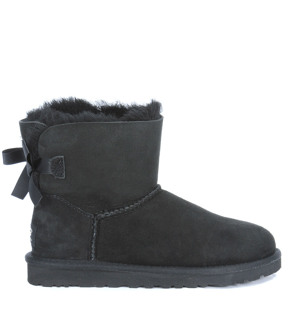 black mini bailey ugg boots. Black Bedroom Furniture Sets. Home Design Ideas