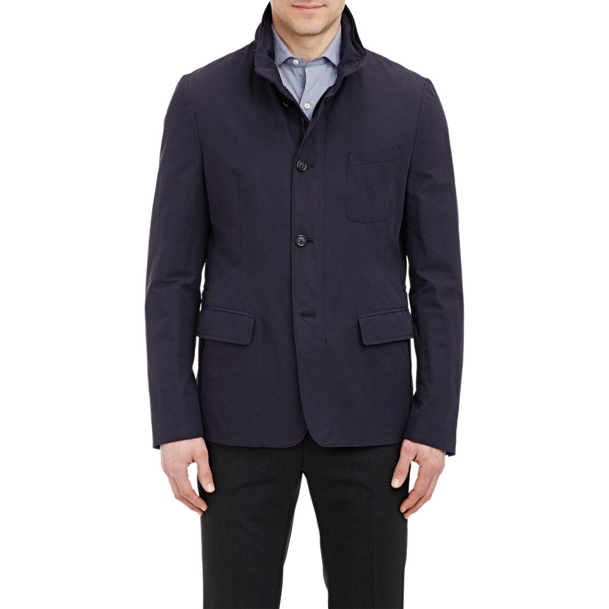 Jav tech blue blazer
