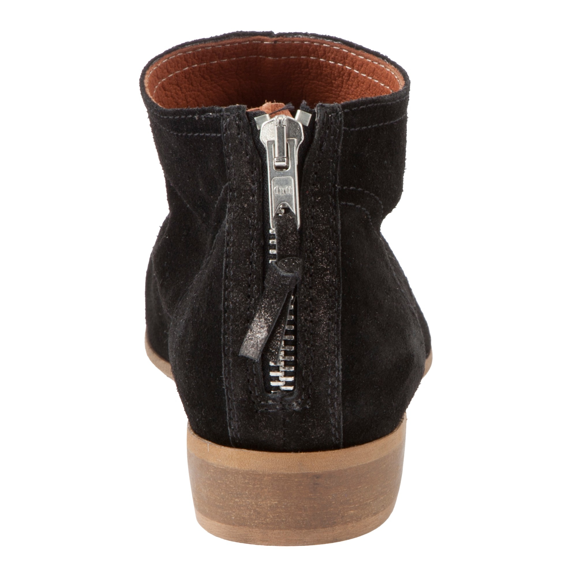 John Lewis Harvard Ankle Boots in Black