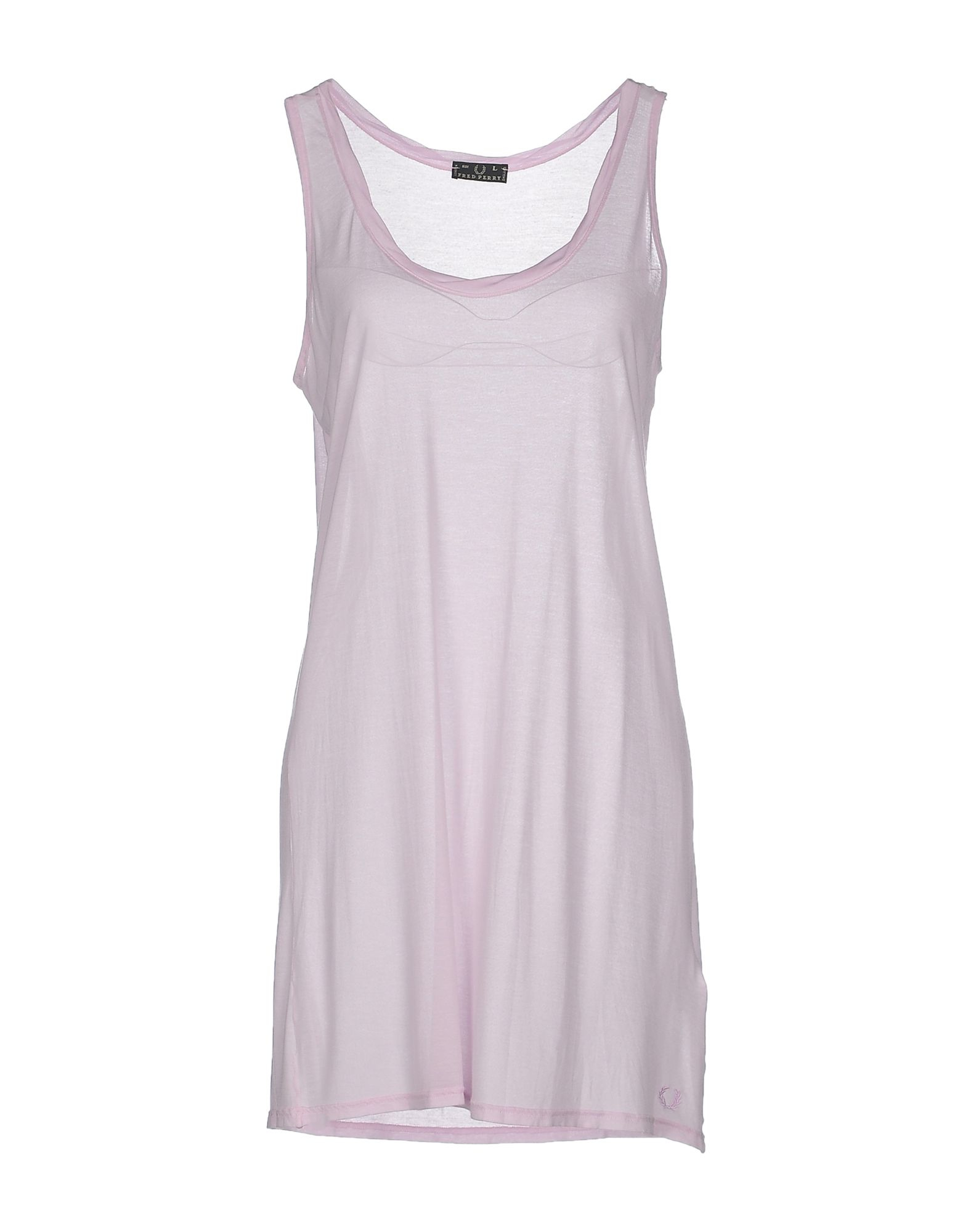 Fred Perry Top In Pink Lyst
