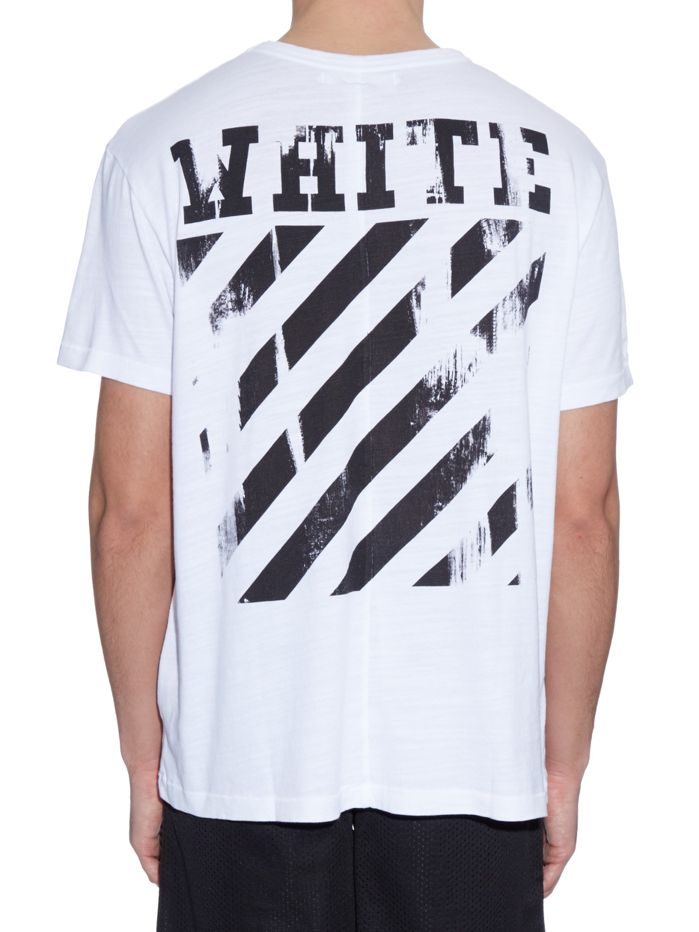 Lyst Off White C O Virgil Abloh Caravaggio Annunciation