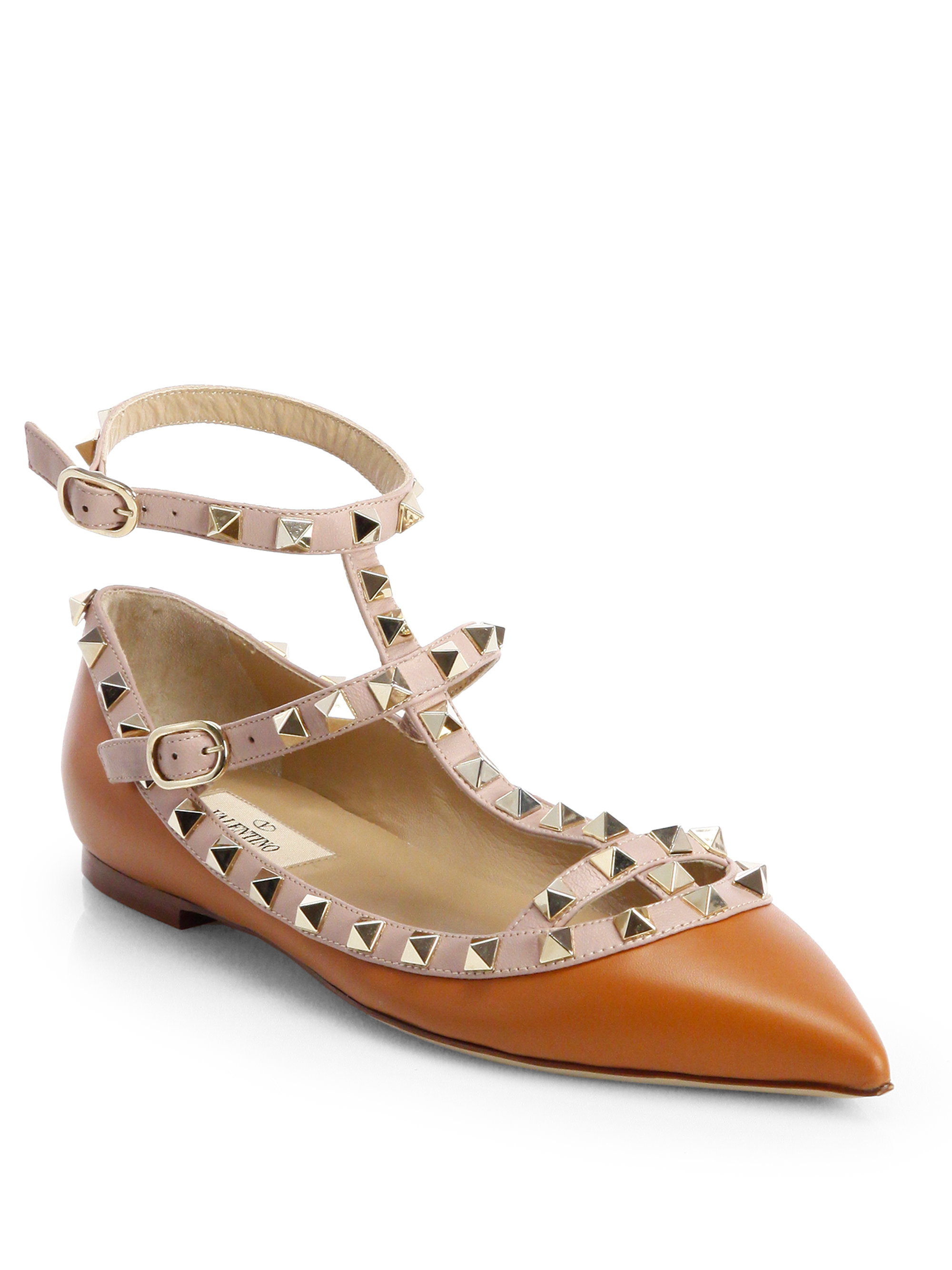 Brown Valentino Shoes On Sale