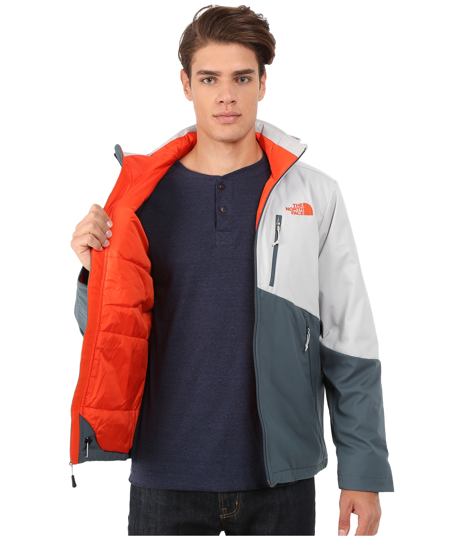 68355fdc9 The North Face Gray Apex Elevation Jacket for men