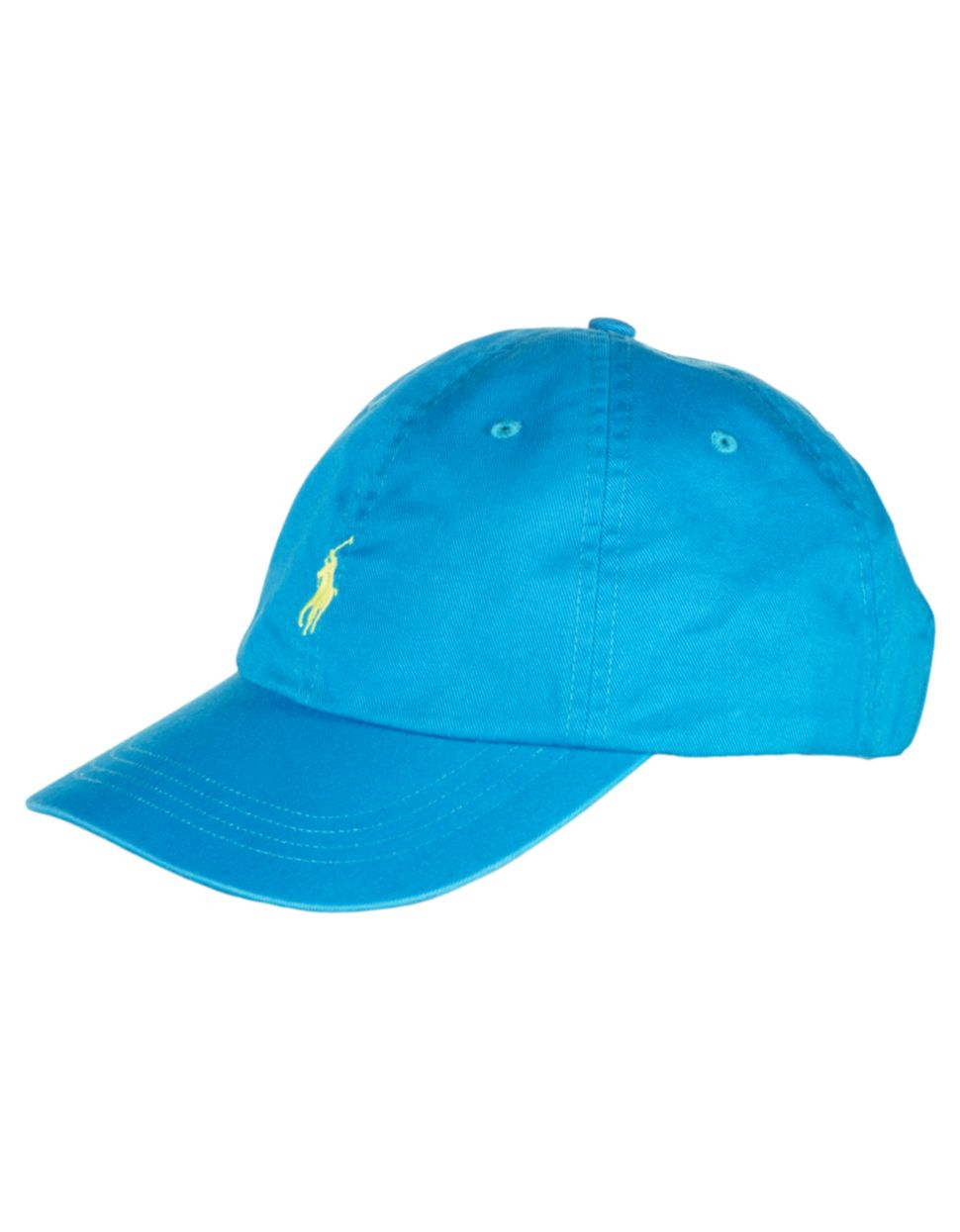polo ralph lauren classic chino sports cap in blue lyst. Black Bedroom Furniture Sets. Home Design Ideas