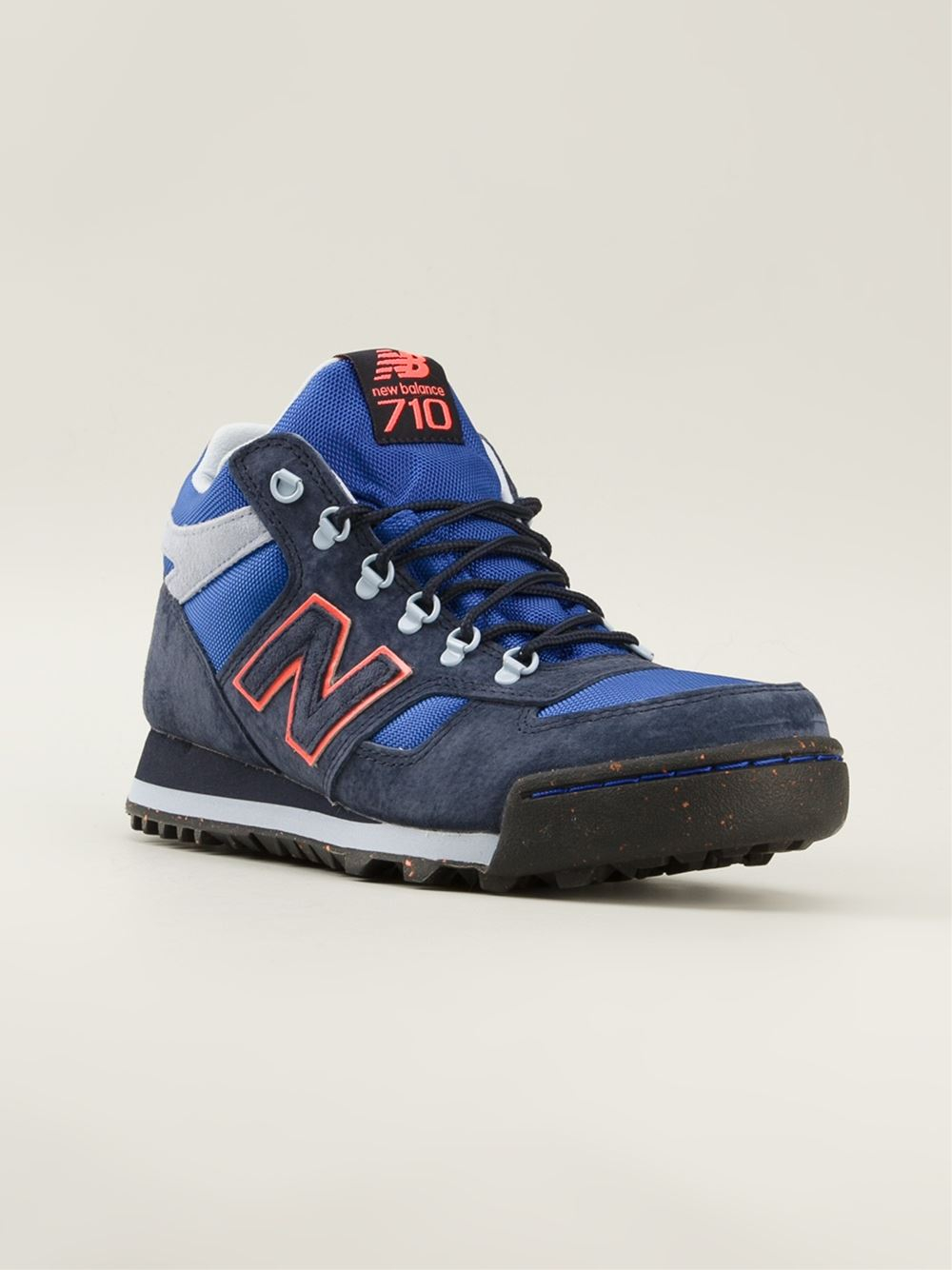 New Balance 'H710' Hi-Top Sneakers in Blue for Men - Lyst