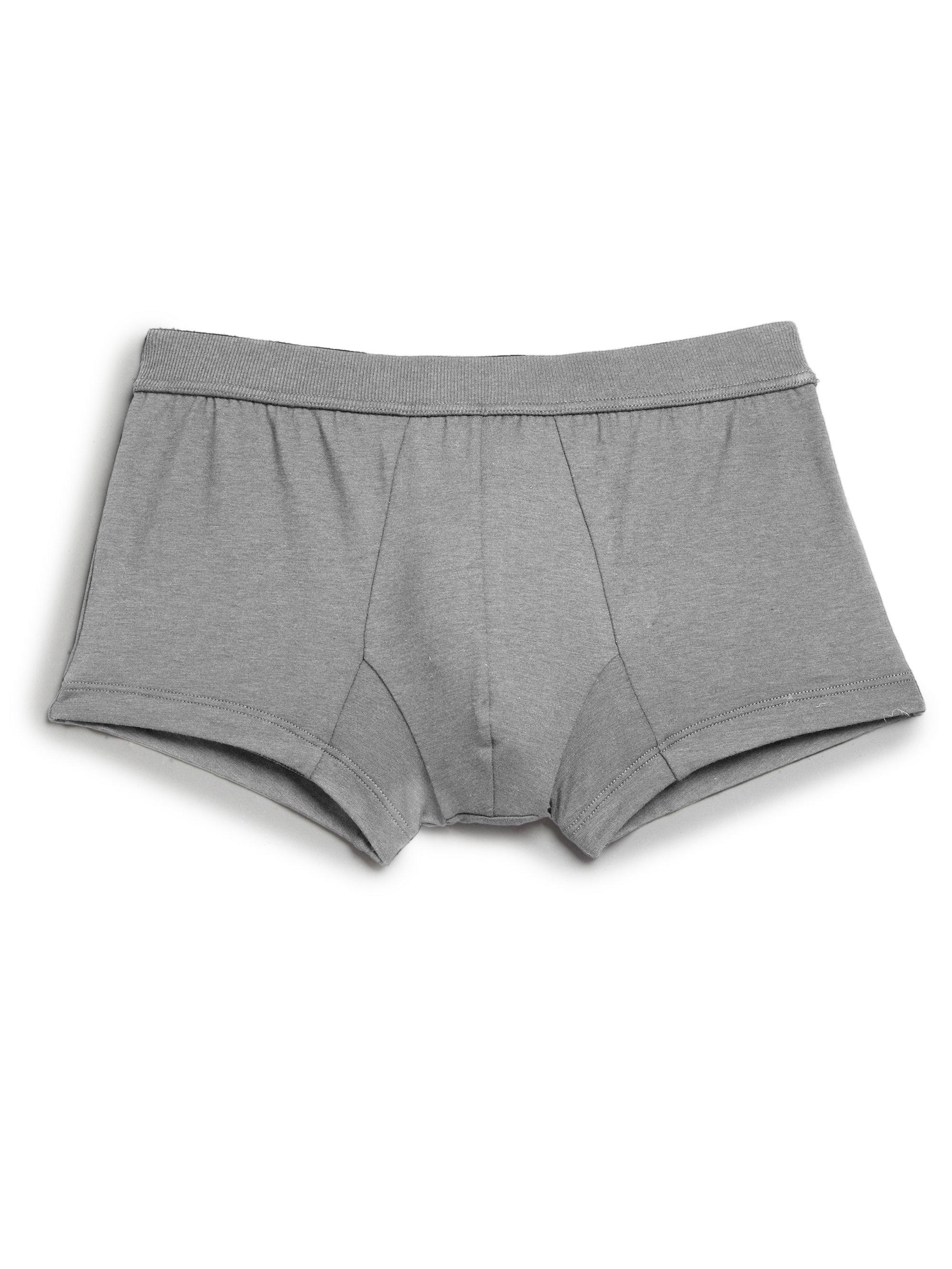d41be889ea4ab Lyst - La Perla Stretch Cotton & Silk Boxer Briefs in Gray for Men