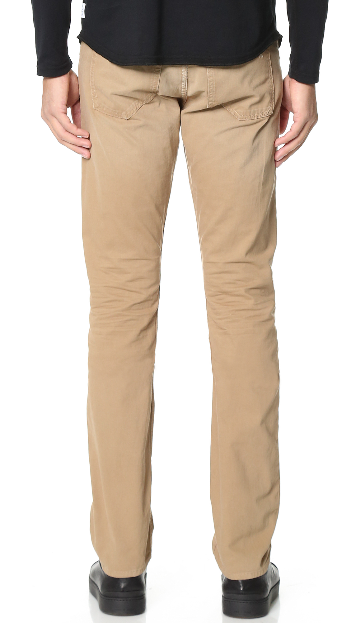 Rag & Bone Denim Standard Issue Fit 3 Twill Jeans in Natural for Men